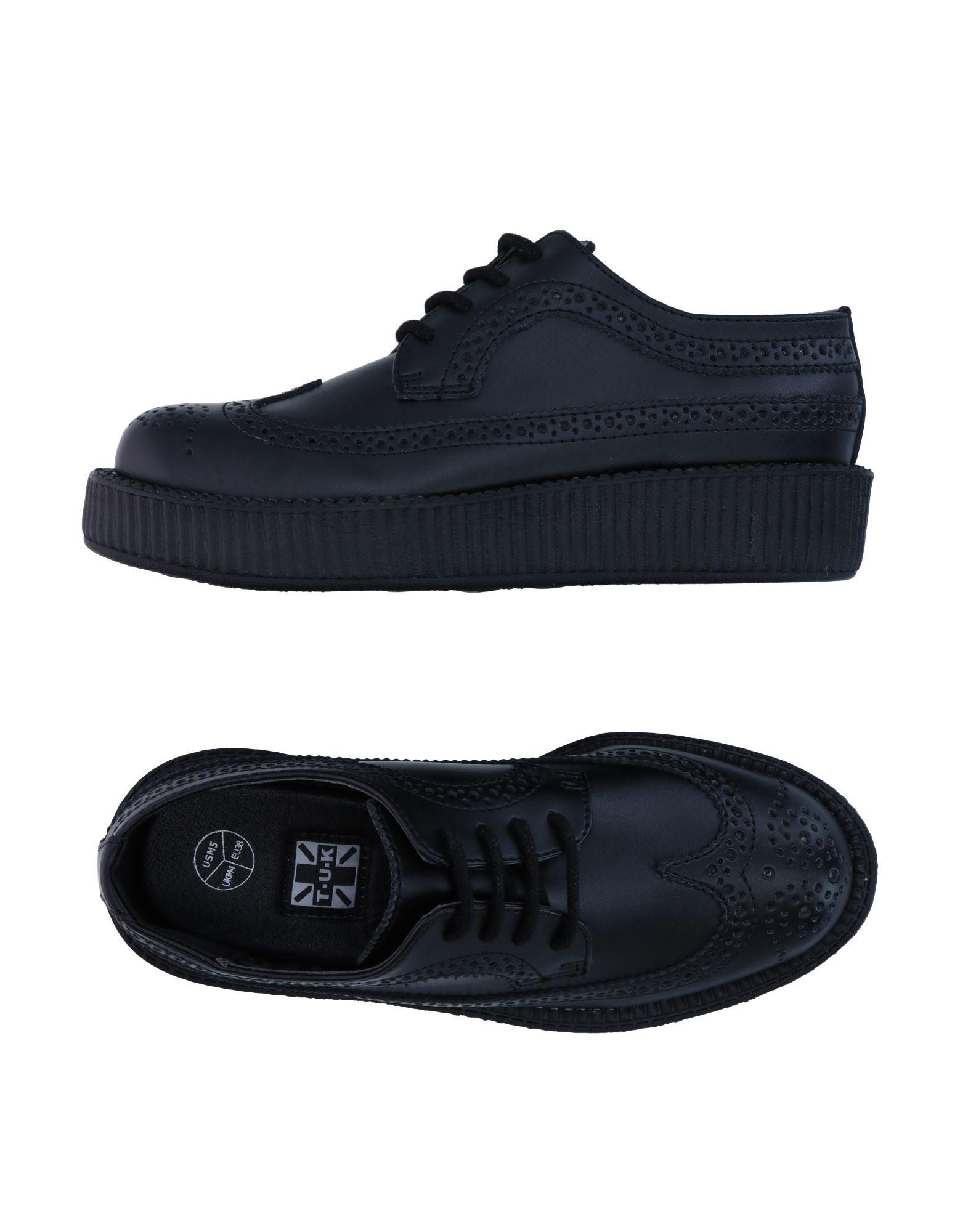 T.U.K Schnürschuhe Damen  beliebte 11269582AS Gute Qualität beliebte  Schuhe 2a990a