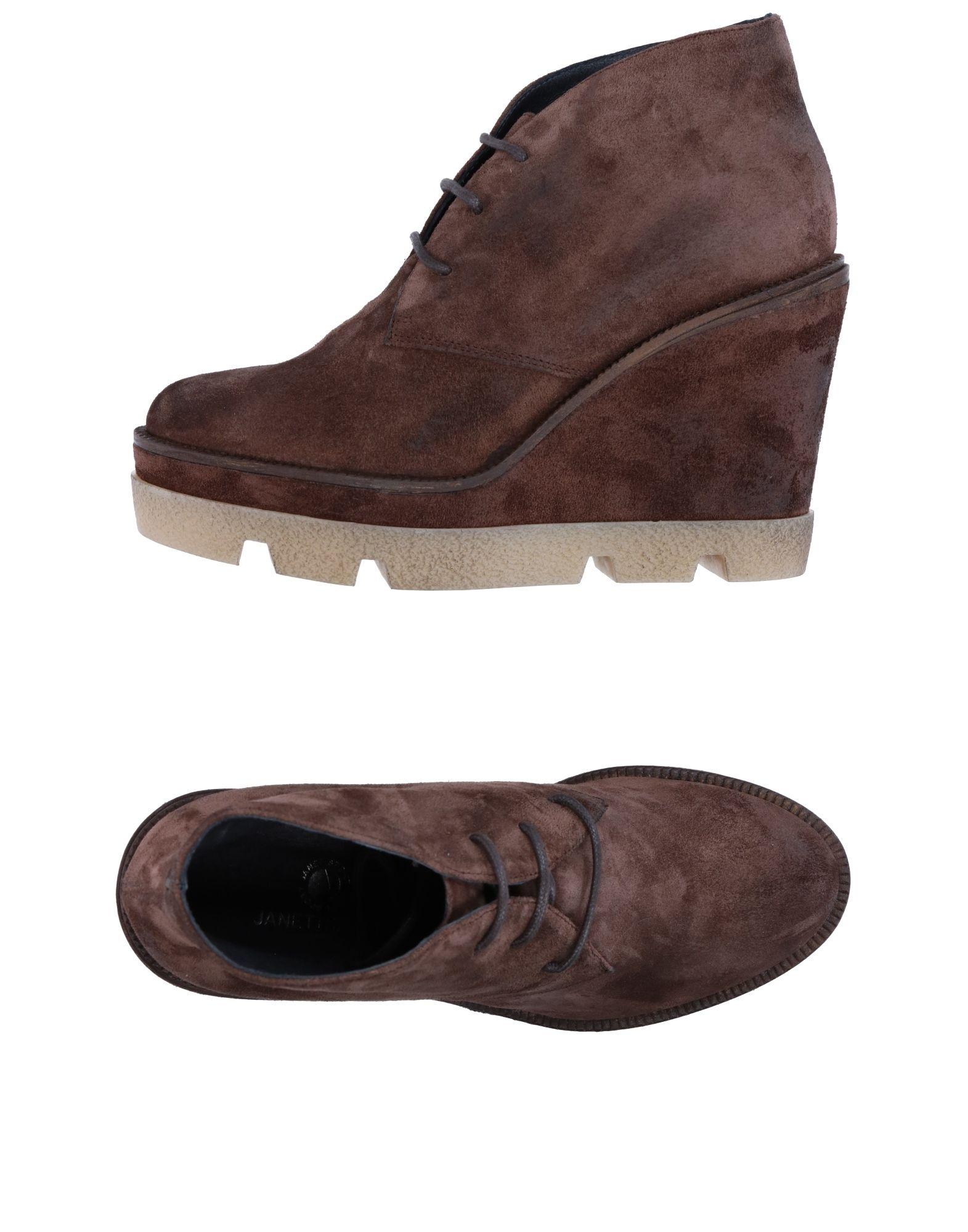 Gut Sport um billige Schuhe zu tragenJanet Sport Gut Stiefelette Damen  11269598QO a21de1