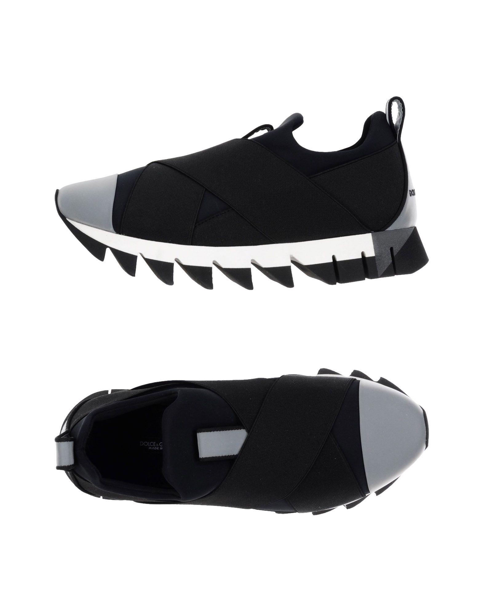 Dolce & Gabbana Gabbana Gabbana Sneakers Herren  11269821EB 72ad6d