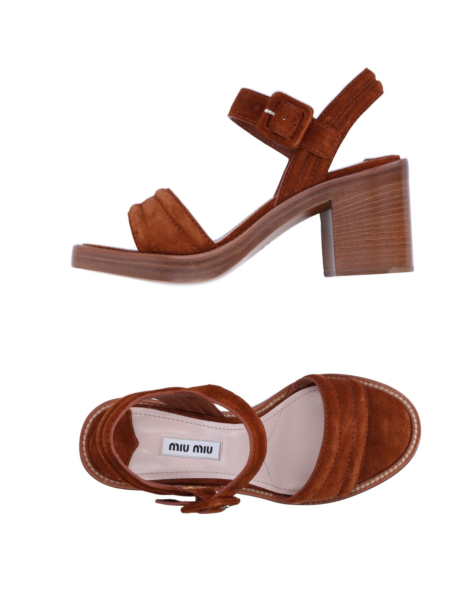Miu Miu Sandals - Women Miu Miu Sandals online on on on  Canada - 11270084DN 0f56ed