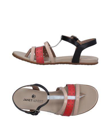 Janet Sport Sandaler Finger rabatt beste salg suwgNMXk8