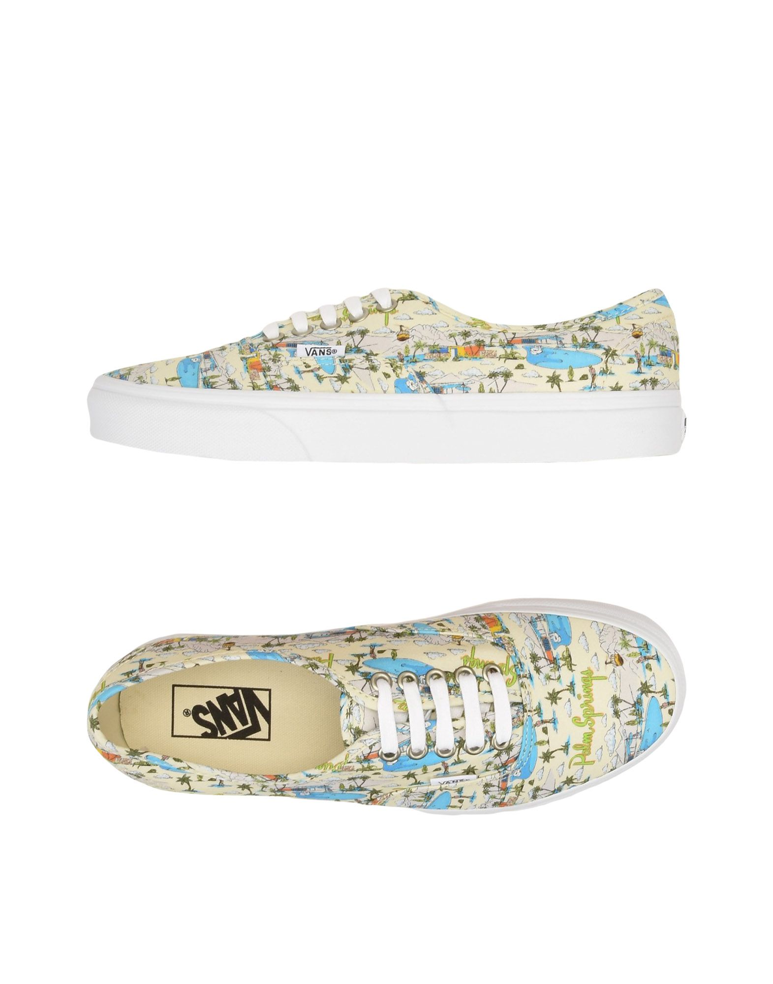 Sneakers Vans Ua Authentic - Palm Springs - Donna - 11270125AF