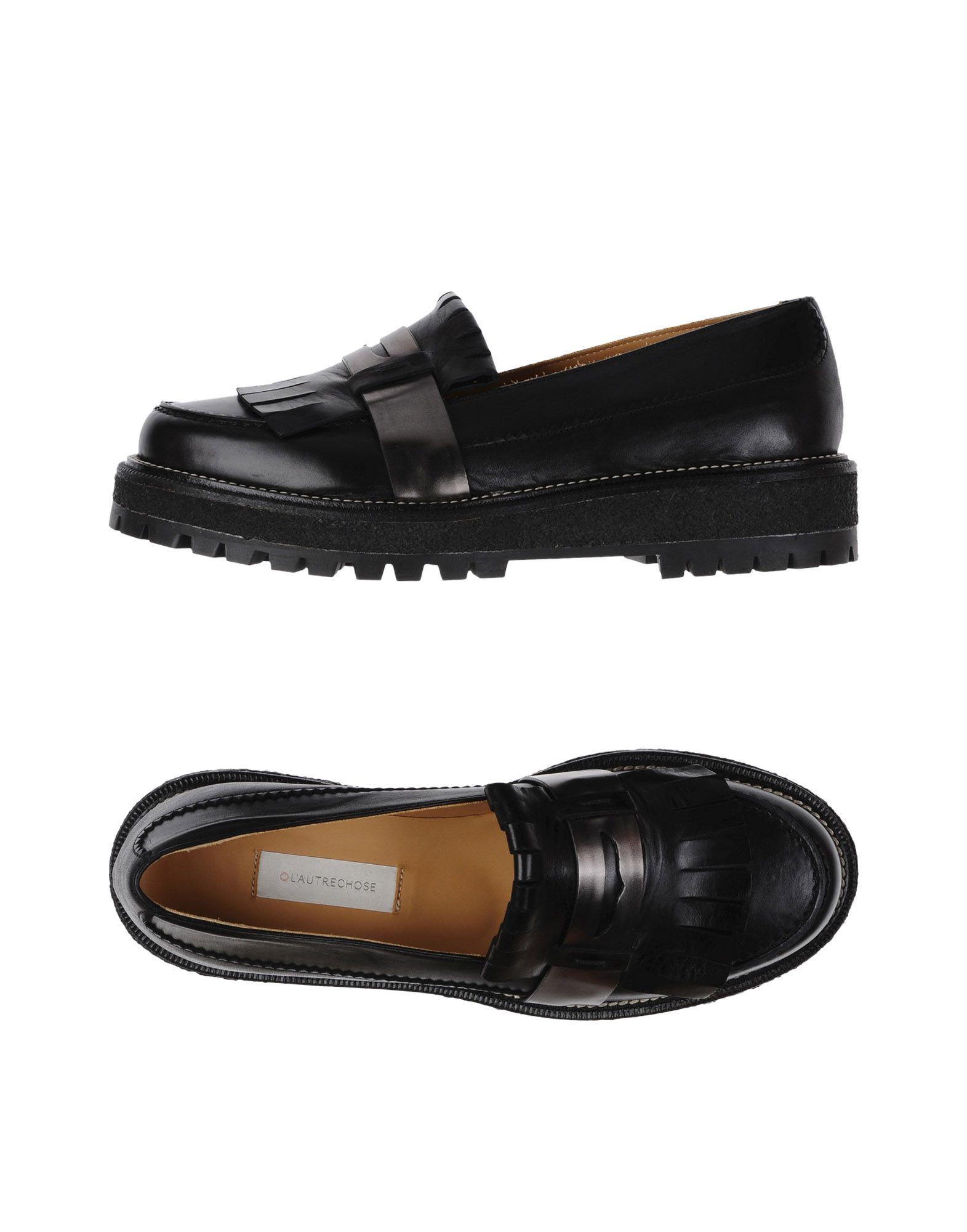 L' Autre Chose Mokassins Damen  11270163GI Neue Schuhe