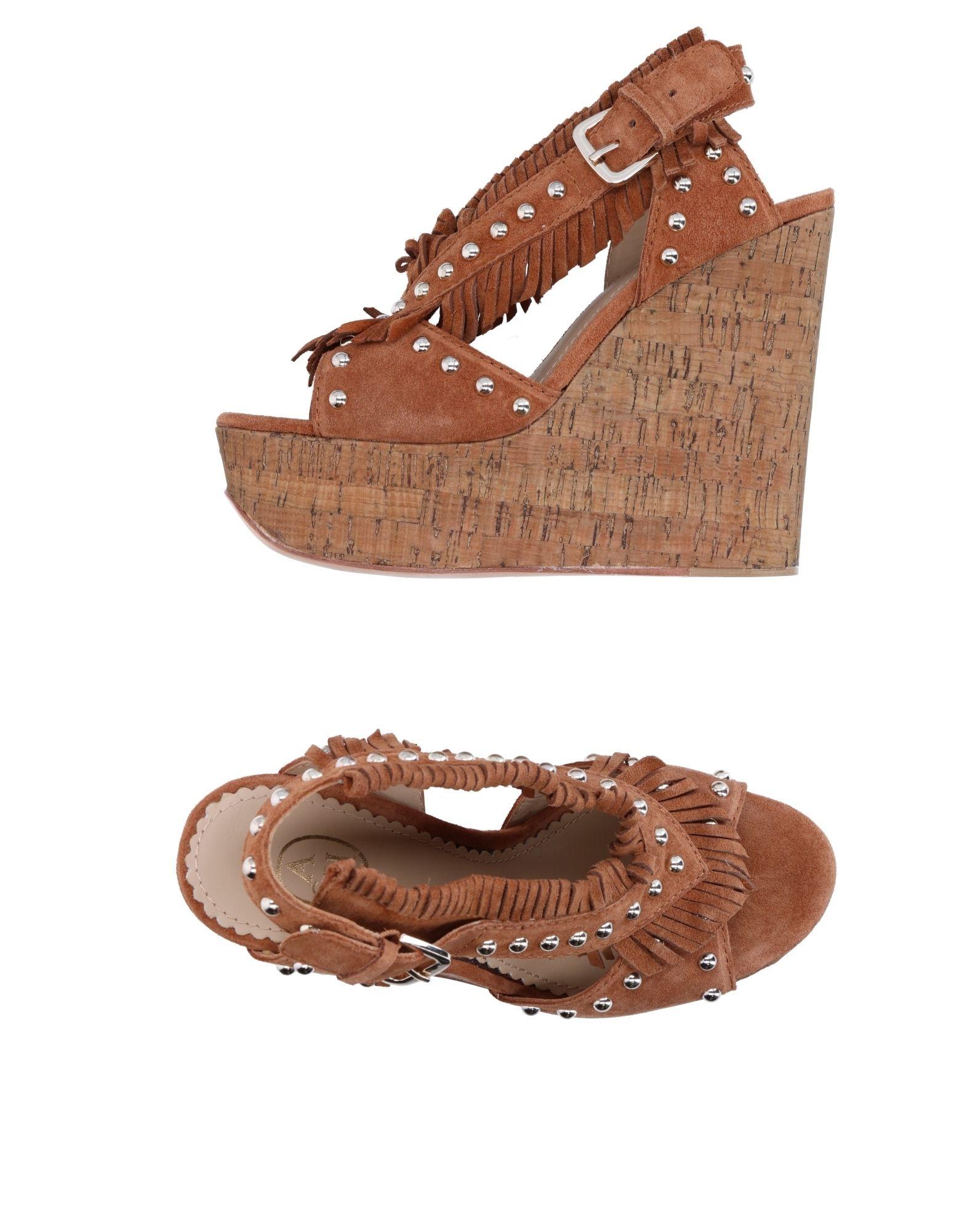 Stilvolle Damen billige Schuhe Ash Sandalen Damen Stilvolle  11270179VM 29cfae