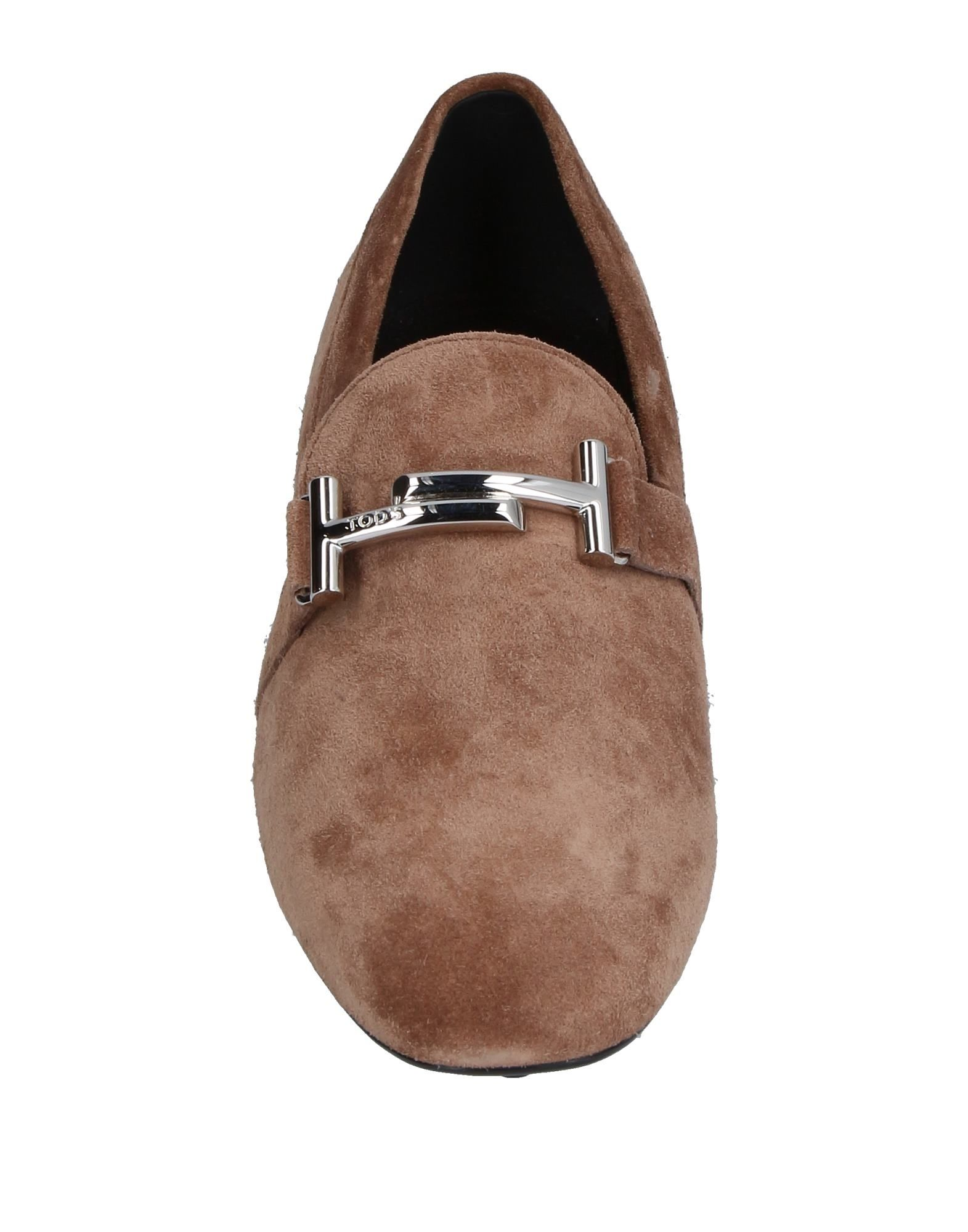 Tod's Loafers - - - Women Tod's Loafers online on  United Kingdom - 11270221FH 5fd258