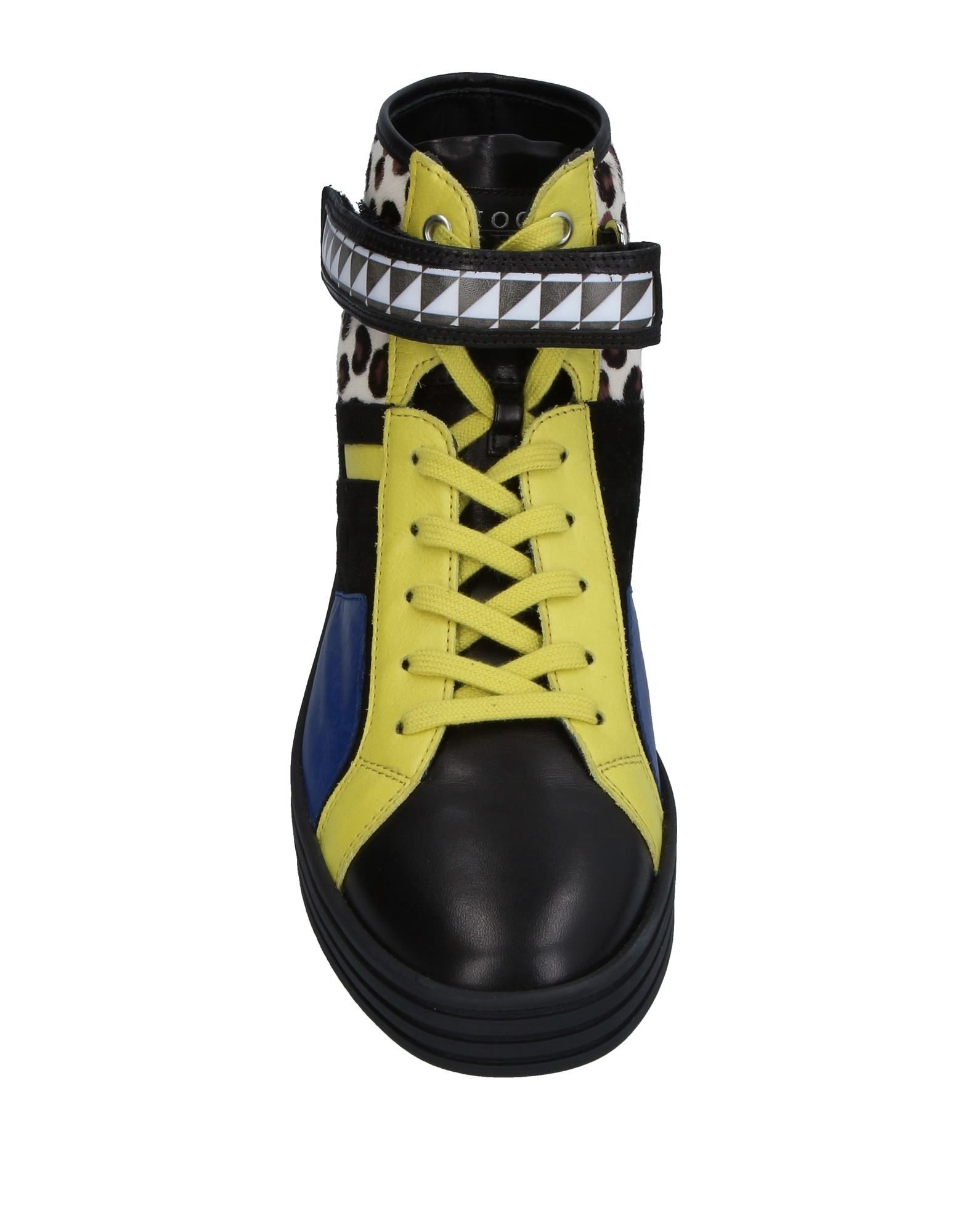 Hogan Rebel Sneakers Sneakers Sneakers - Women Hogan Rebel Sneakers online on  United Kingdom - 11270556ON d8b817