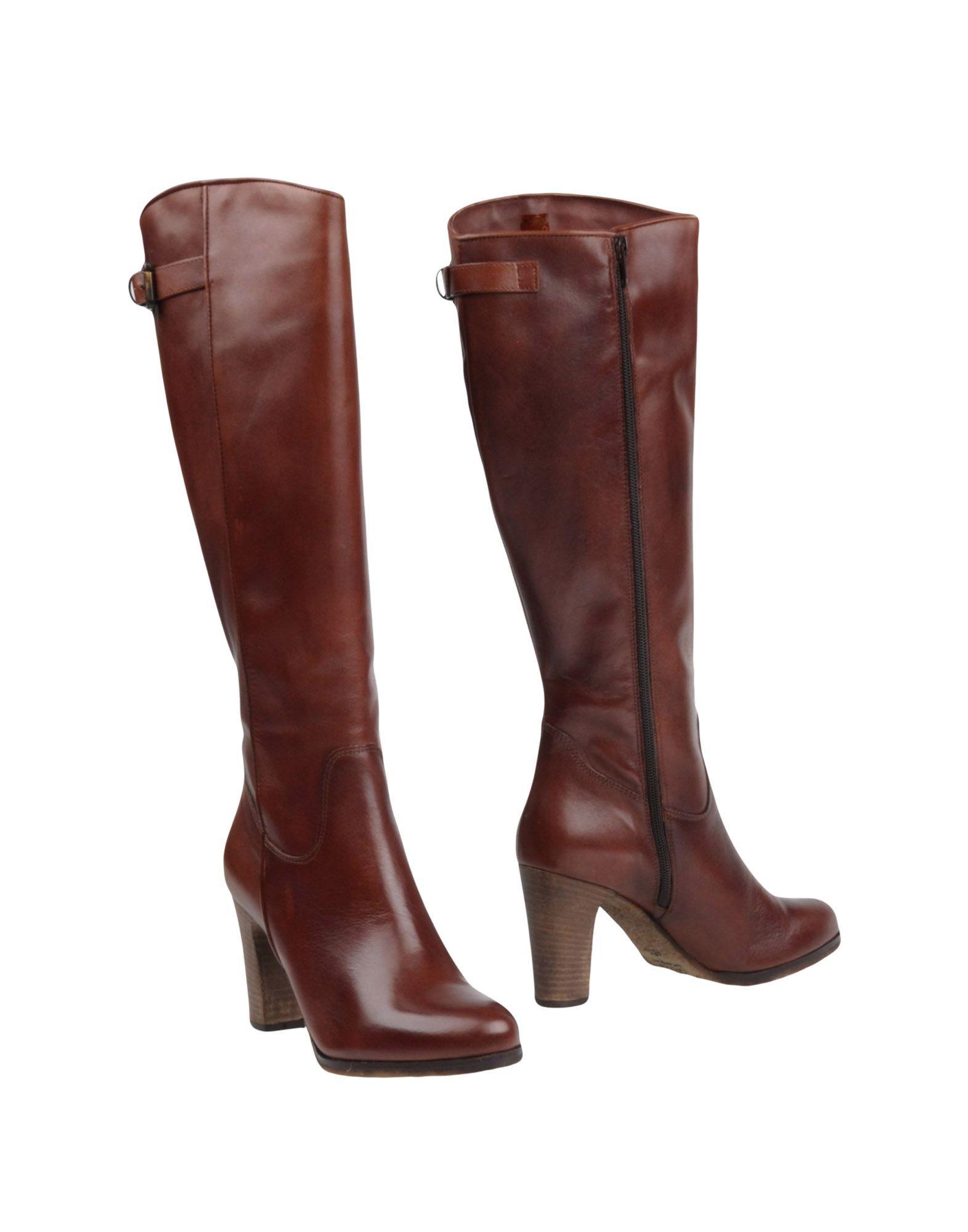 Stilvolle Nila billige Schuhe Nila & Nila Stilvolle Stiefel Damen  11270569GX d5ce11