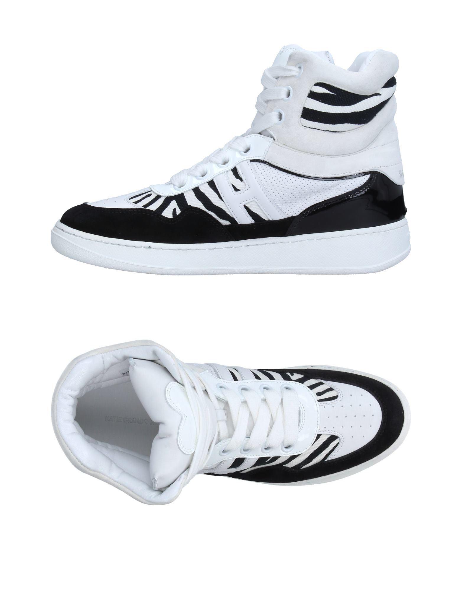 Zapatos Loves casuales salvajes Zapatillas Katie Grand Loves Zapatos Hogan Mujer - Zapatillas Katie Grand Loves Hogan  Blanco b4131d