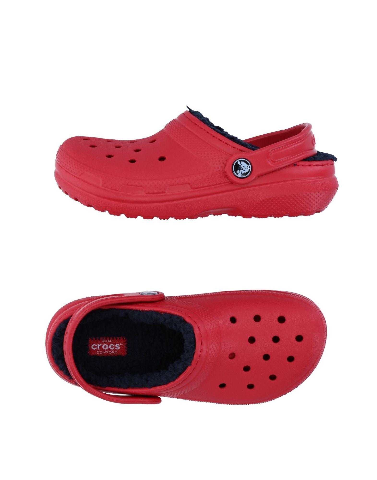 aeb3278b5 Crocs Slippers Girl 9-16 years online on YOOX Netherlands