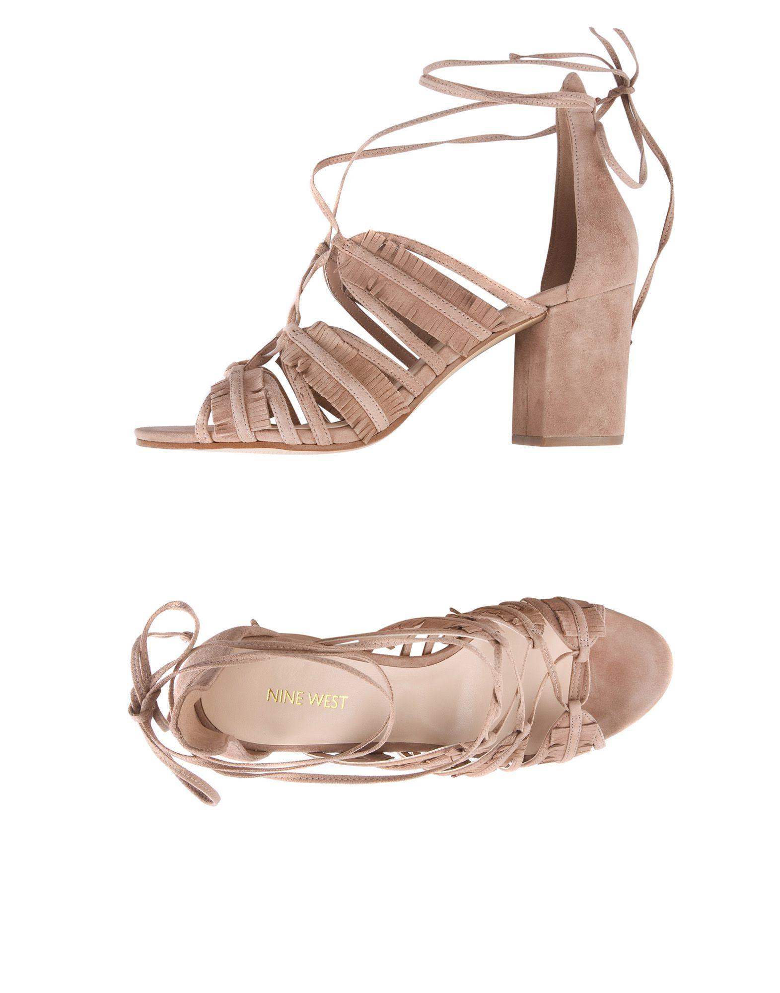 Sandales Nine West Genie - Femme - Sandales Nine West sur