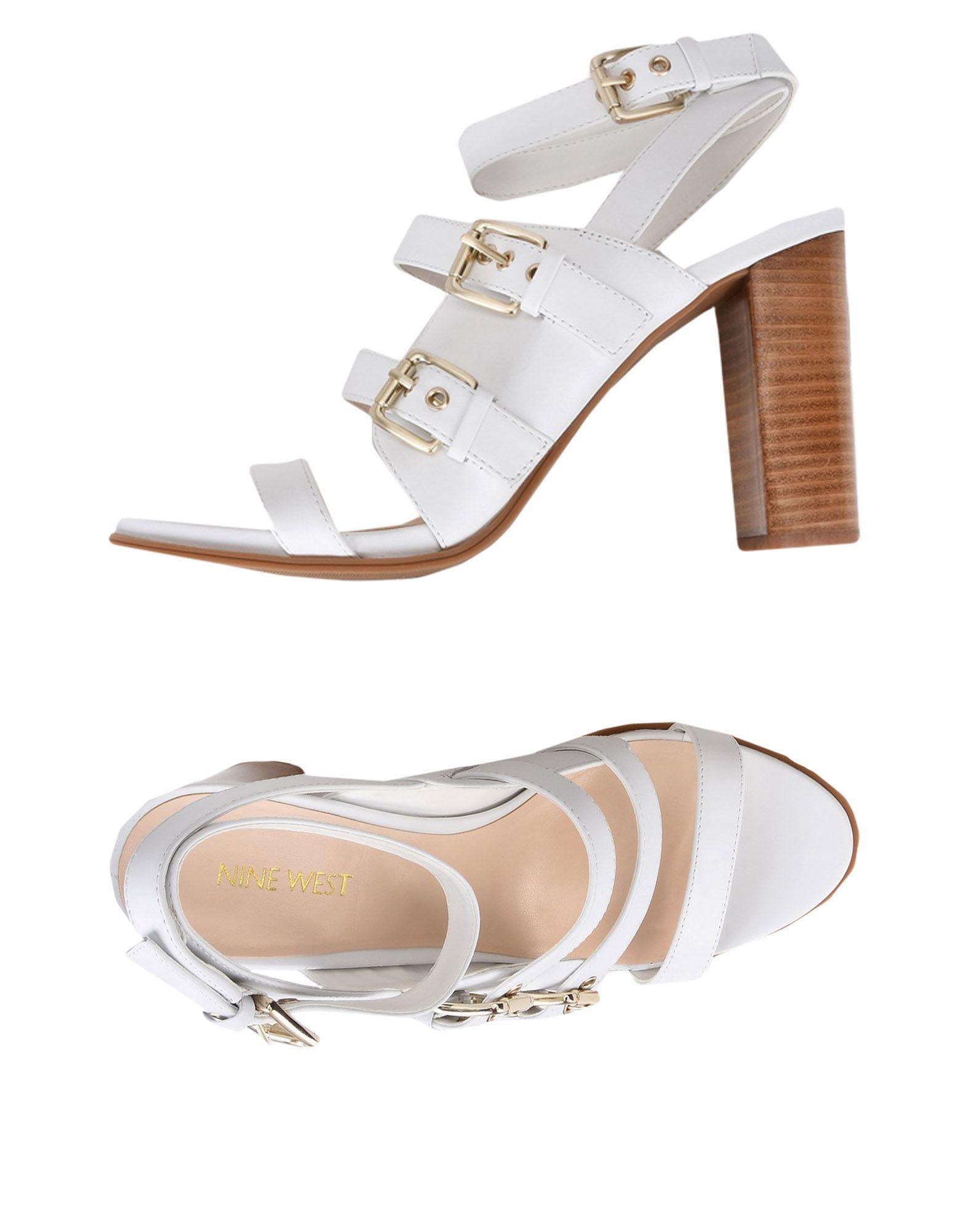 Nine West Sandalen Damen  11271396XO Gute Qualität beliebte Schuhe