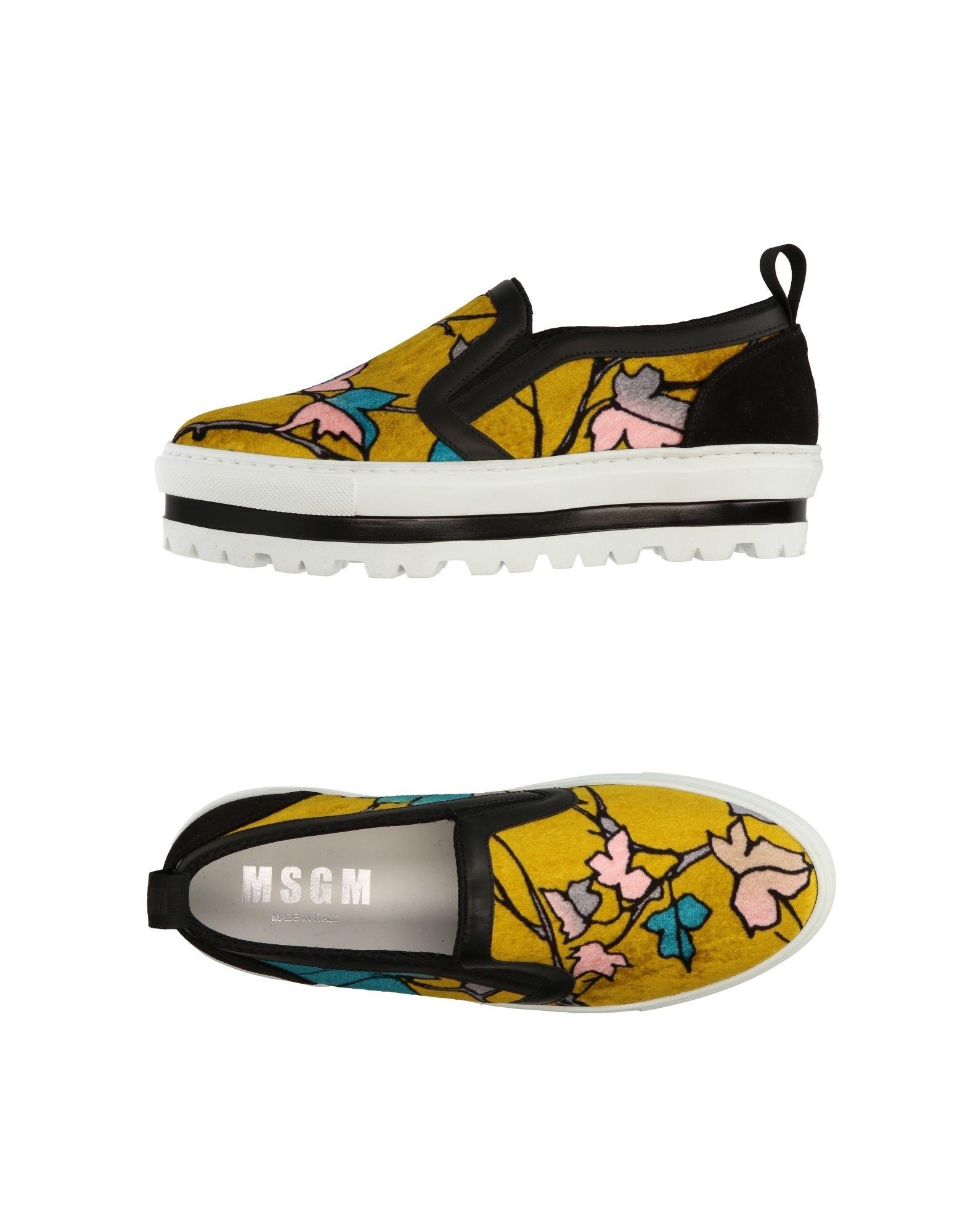 Scarpe economiche e resistenti Sneakers Msgm Donna - 11271528LH