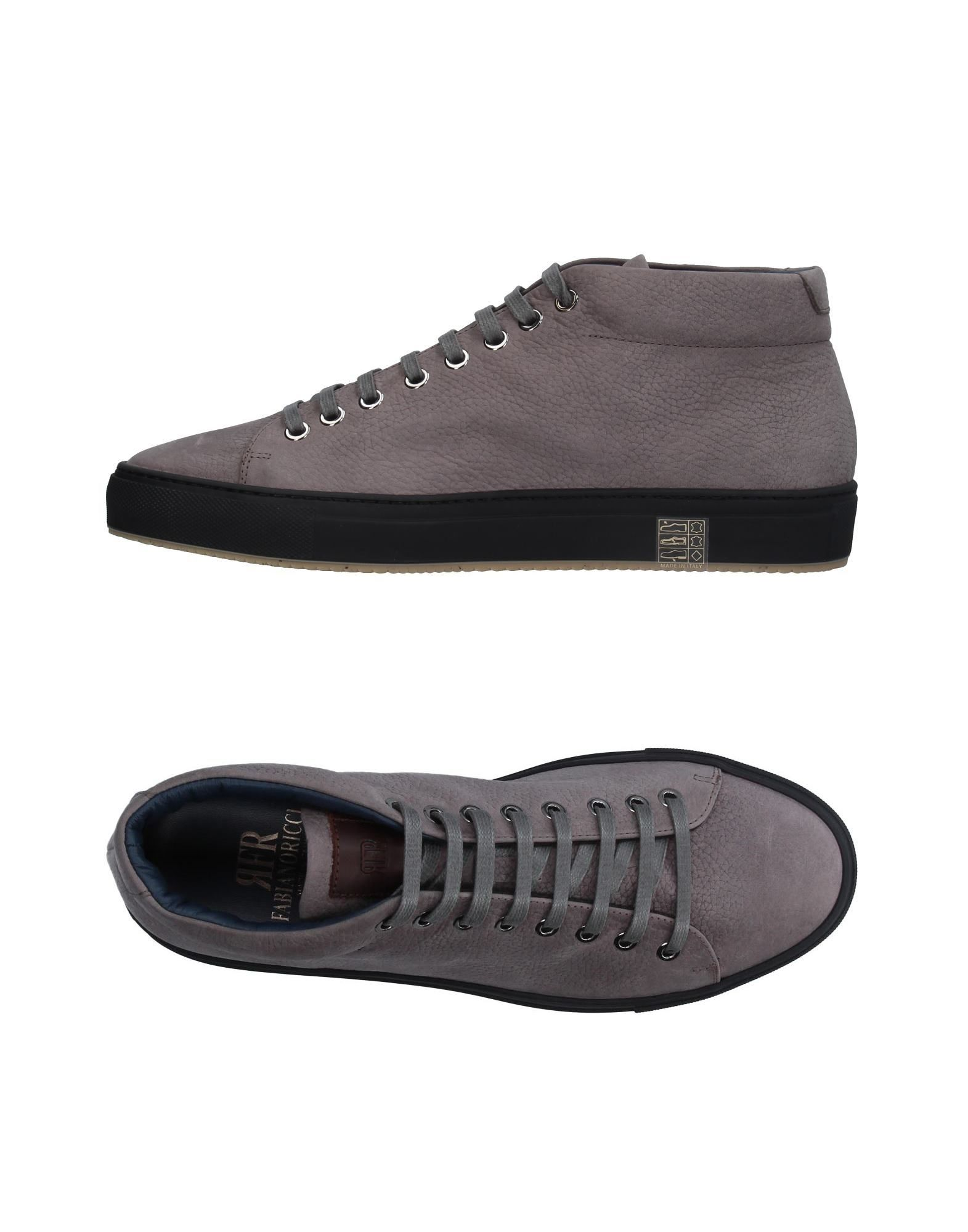 Sneakers Fabiano Ricci Homme - Sneakers Fabiano Ricci  Gris Chaussures casual sauvages