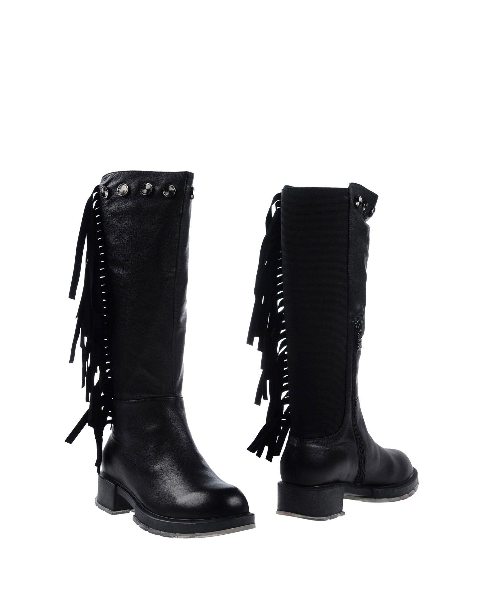 Stilvolle billige Schuhe Russel Matos Stiefel Damen  11271931HR