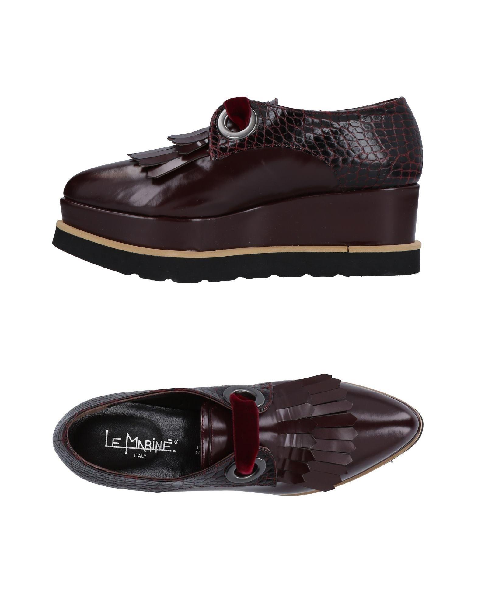 Le Marinē Schnürschuhe Damen  11271936HE Gute Qualität beliebte Schuhe