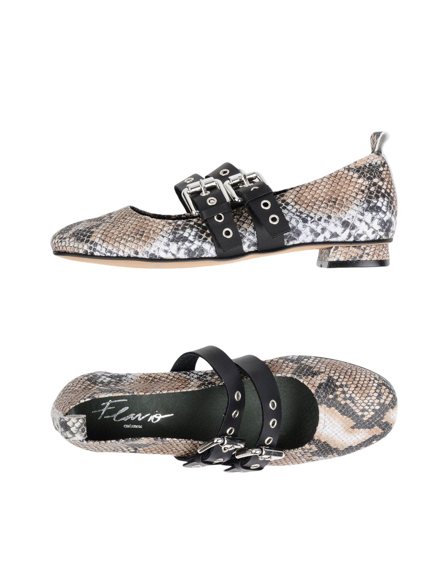 Flavio Creation Ballerinas Damen  11272118CQ Gute Qualität beliebte Schuhe