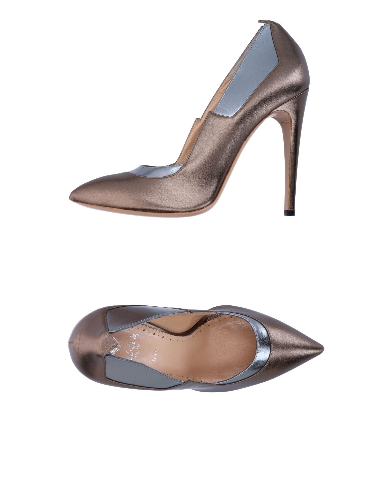 Stilvolle billige Schuhe Melis Yildiz Ix.Iv Pumps Damen  11272238XS