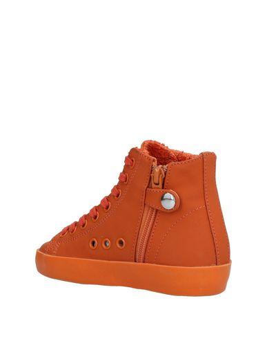 LEATHER CROWN Sneakers Tolle Erscheinungsdaten Billig Verkauf Countdown-Paket 4I6ejrvR