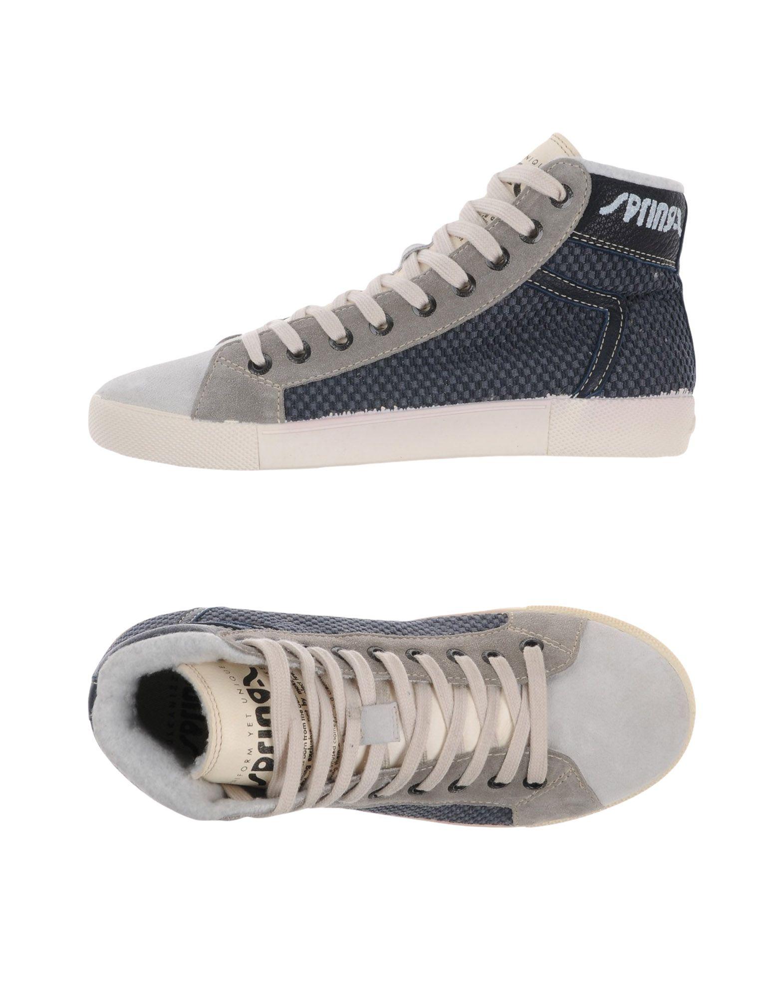 Rabatt echte Schuhe Herren Springa Sneakers Herren Schuhe  11272319JT 0f009b