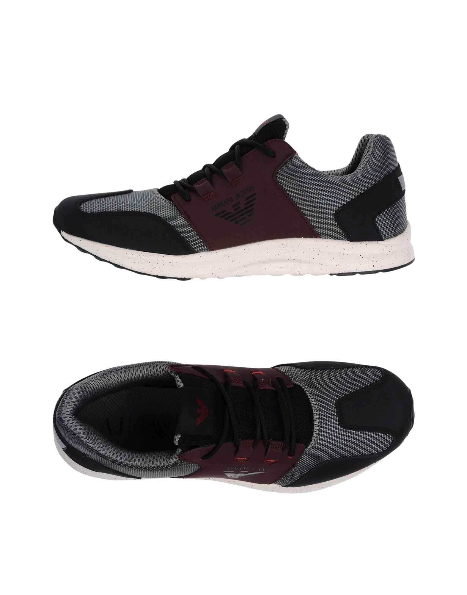 Armani Sneakers Jeans Sneakers Armani Herren  11272380JU 5c454c