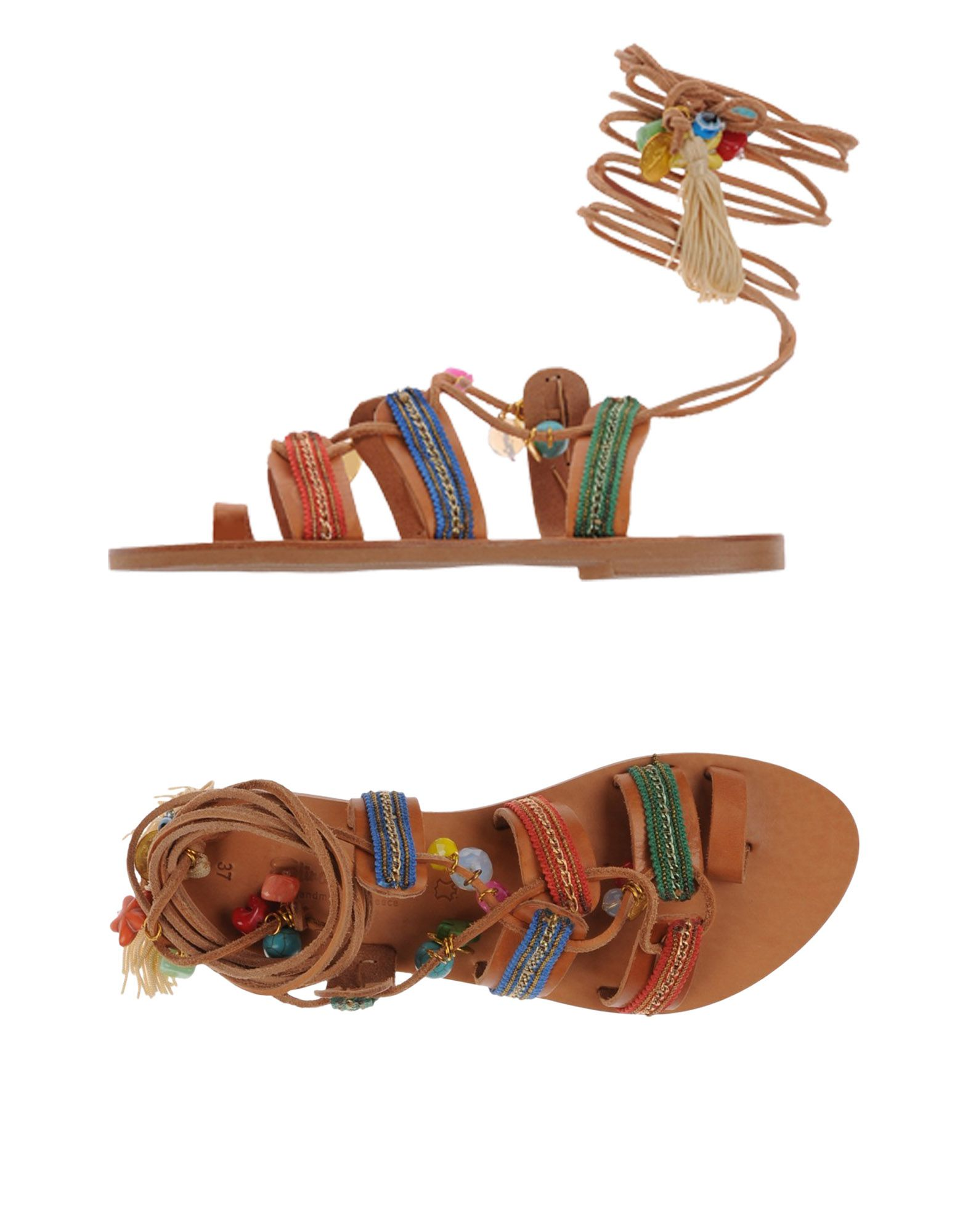 Gut um billige Sandalen Schuhe zu tragenElina Linardaki Sandalen billige Damen  11272450UQ e26866