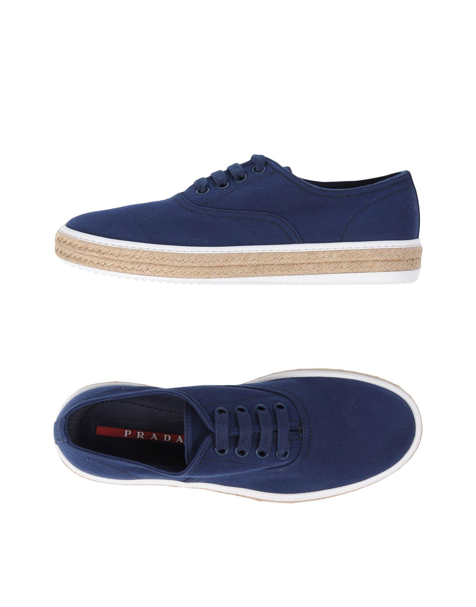 Prada Sport Sneakers Herren  11272472MW Gute Qualität beliebte Schuhe