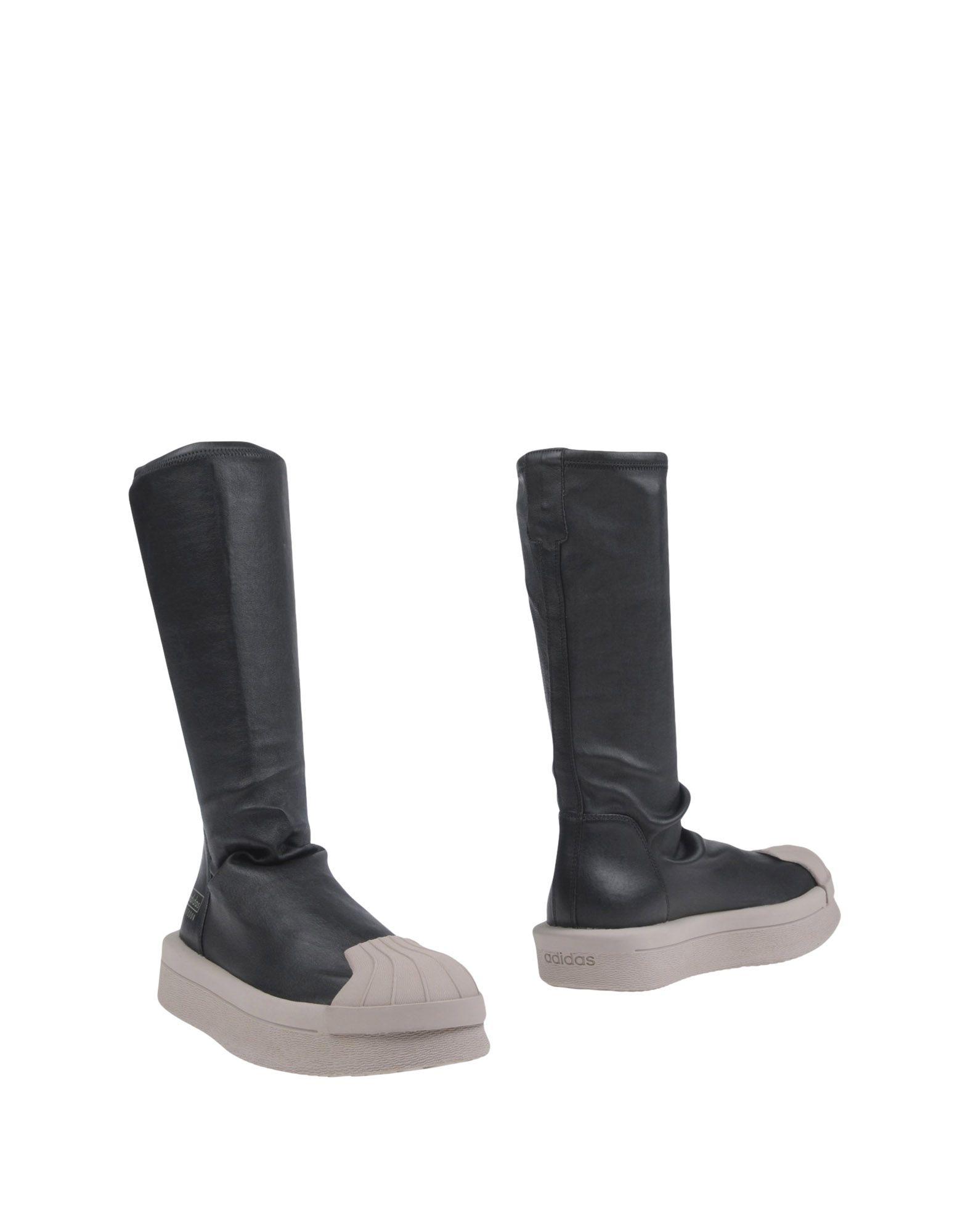 Rick Owens X Adidas Stiefel Damen  11272672JBGünstige gut aussehende Schuhe