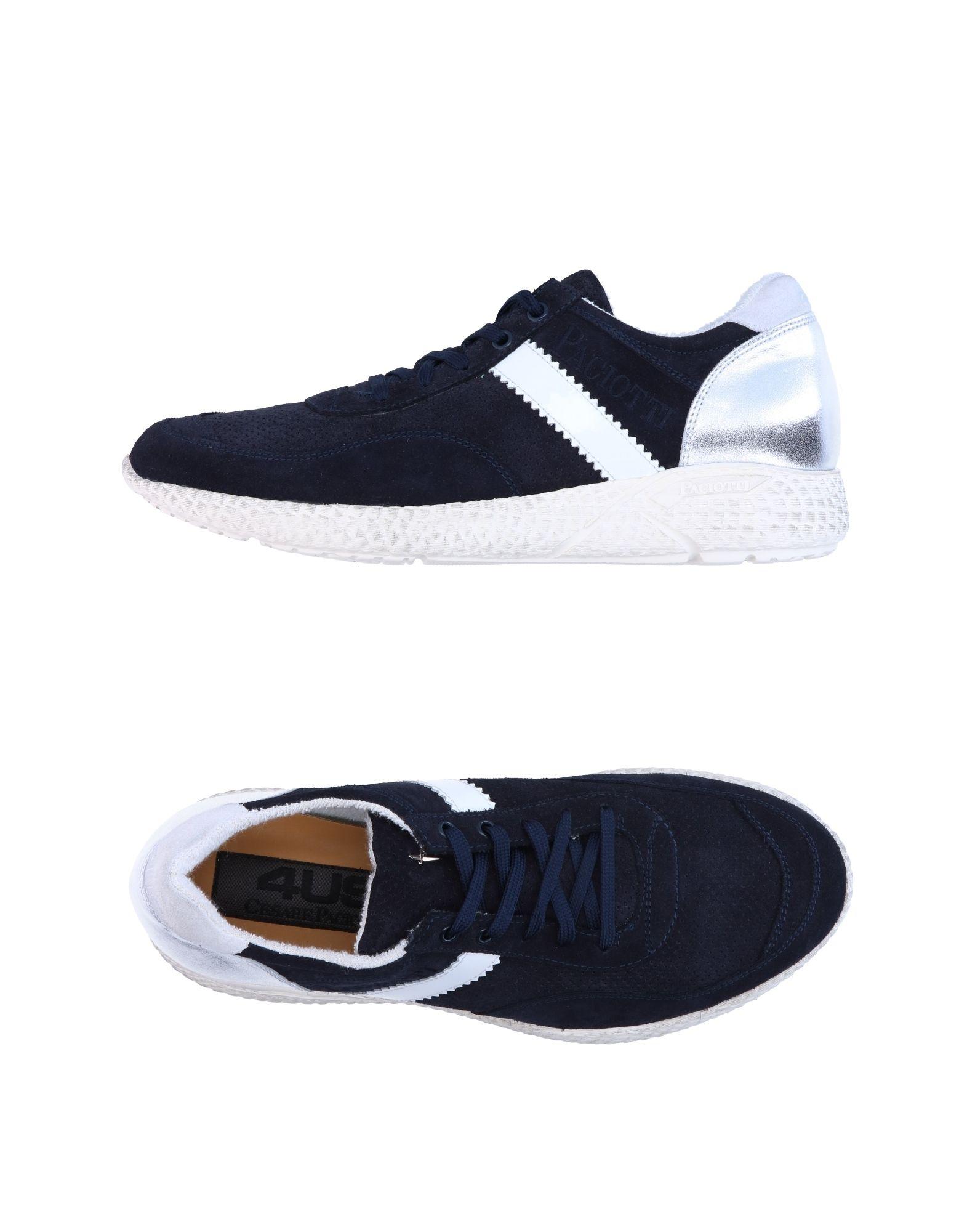 Rabatt echte Schuhe Cesare Paciotti 4Us Sneakers Herren  11272700SI