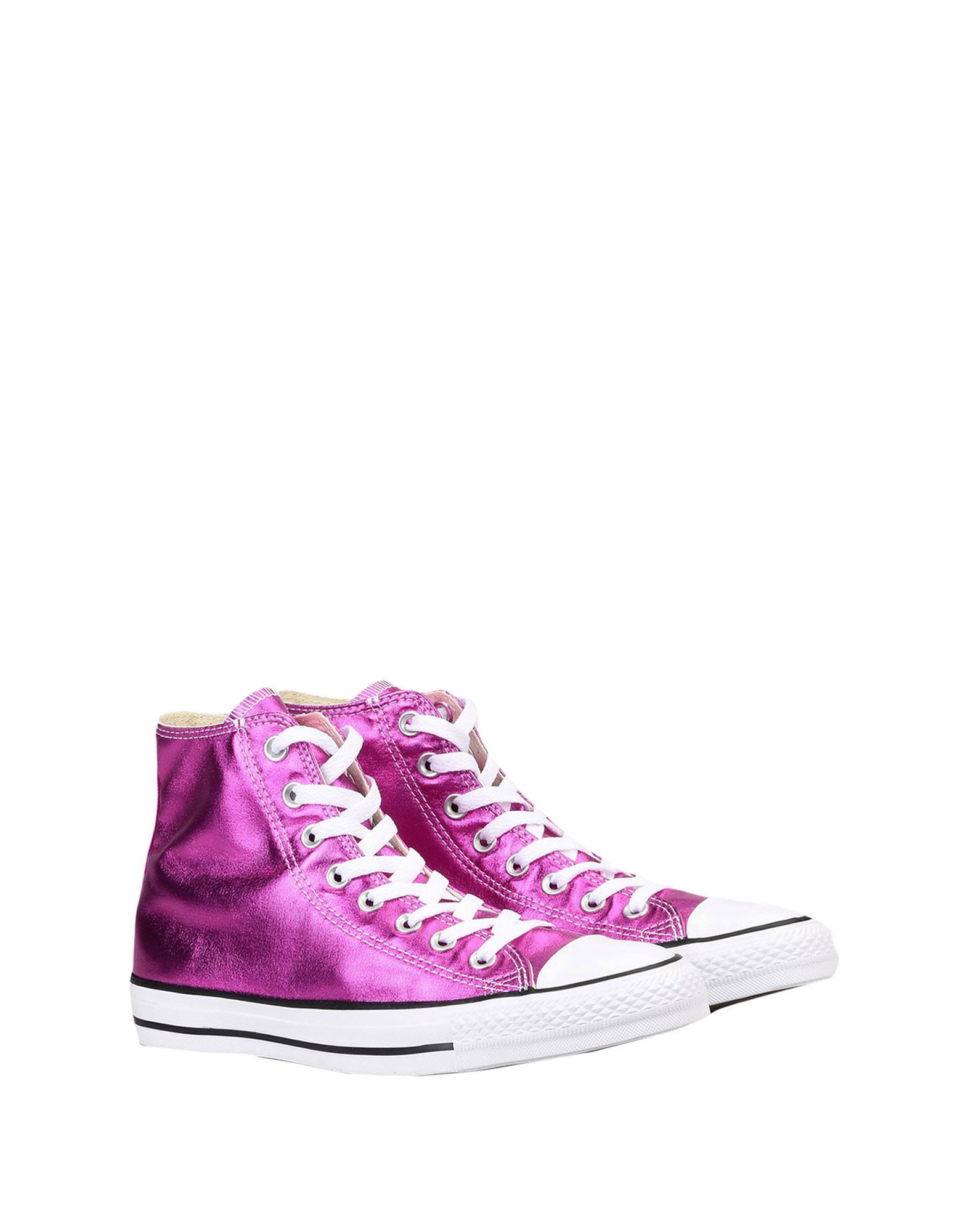 Sneakers Converse All Star Ct As Hi Canvas Metallic - Femme - Sneakers Converse All Star sur