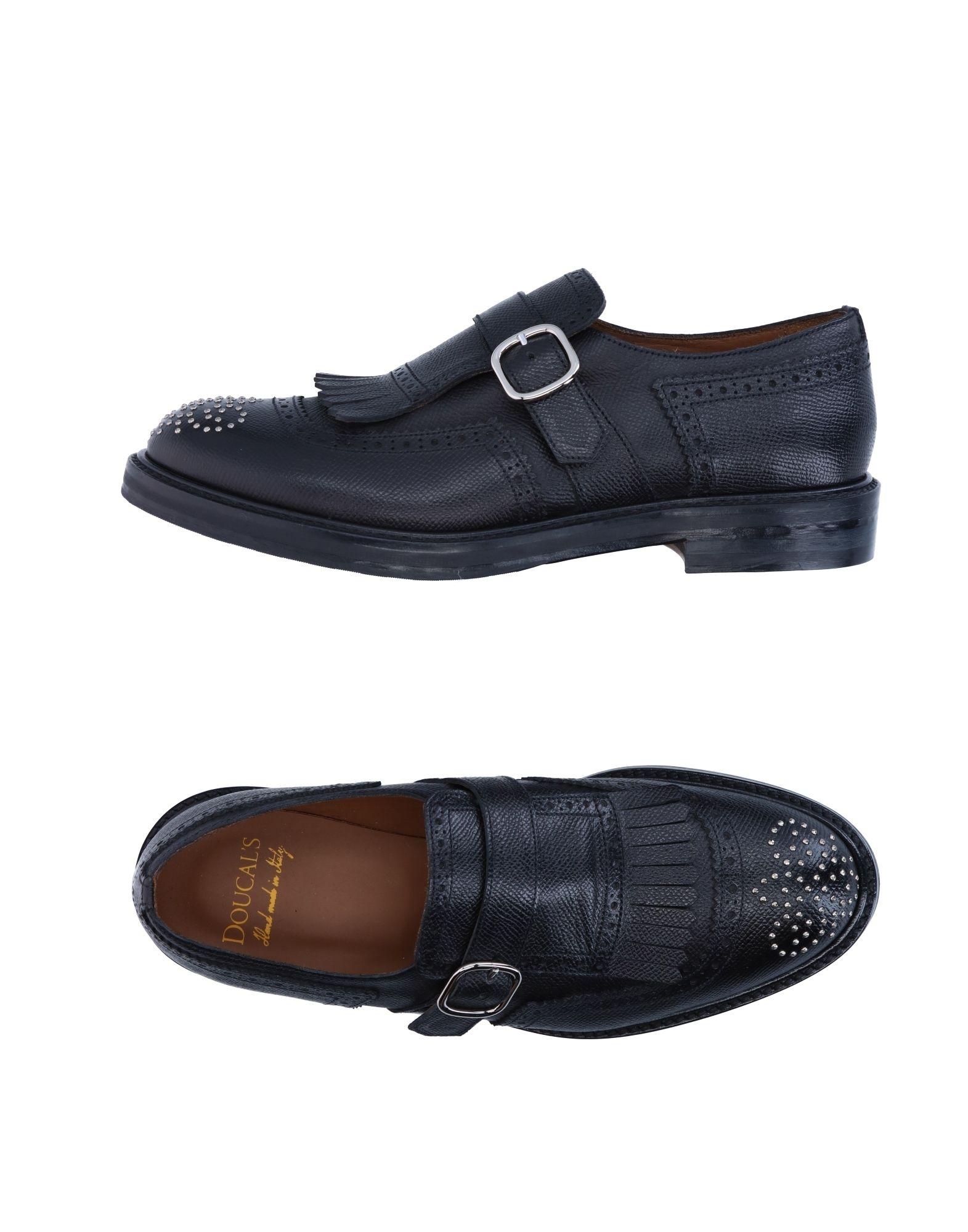Stilvolle billige Schuhe Doucal's Schnürschuhe Damen  11273111KJ
