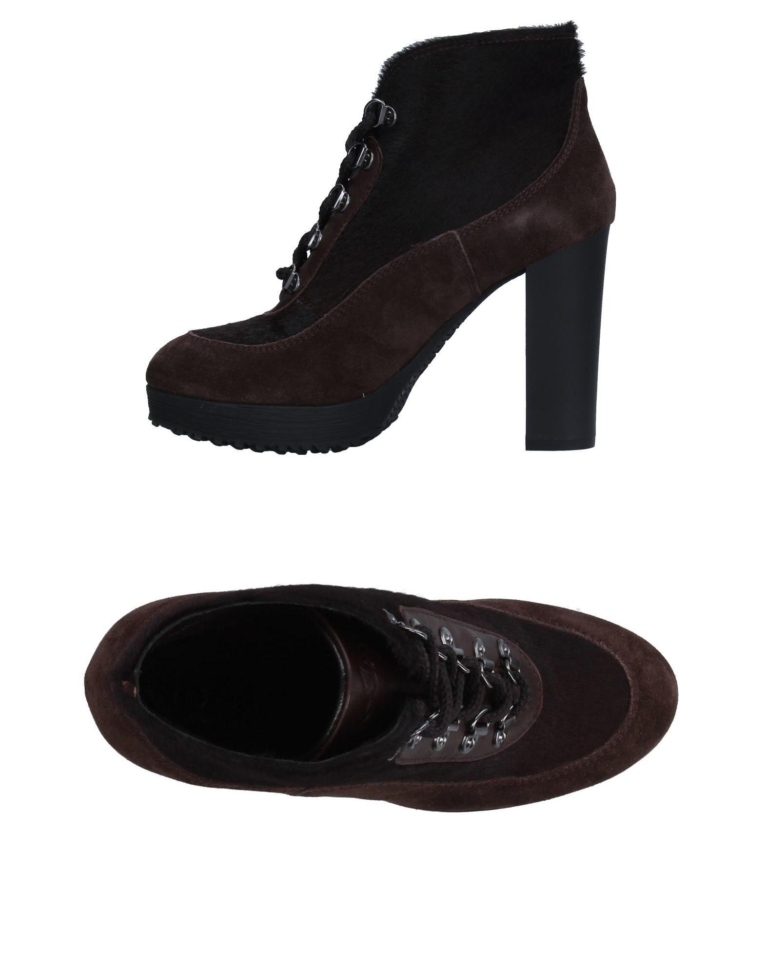 Stilvolle billige Schuhe Hogan Schnürschuhe Damen  11273288GK