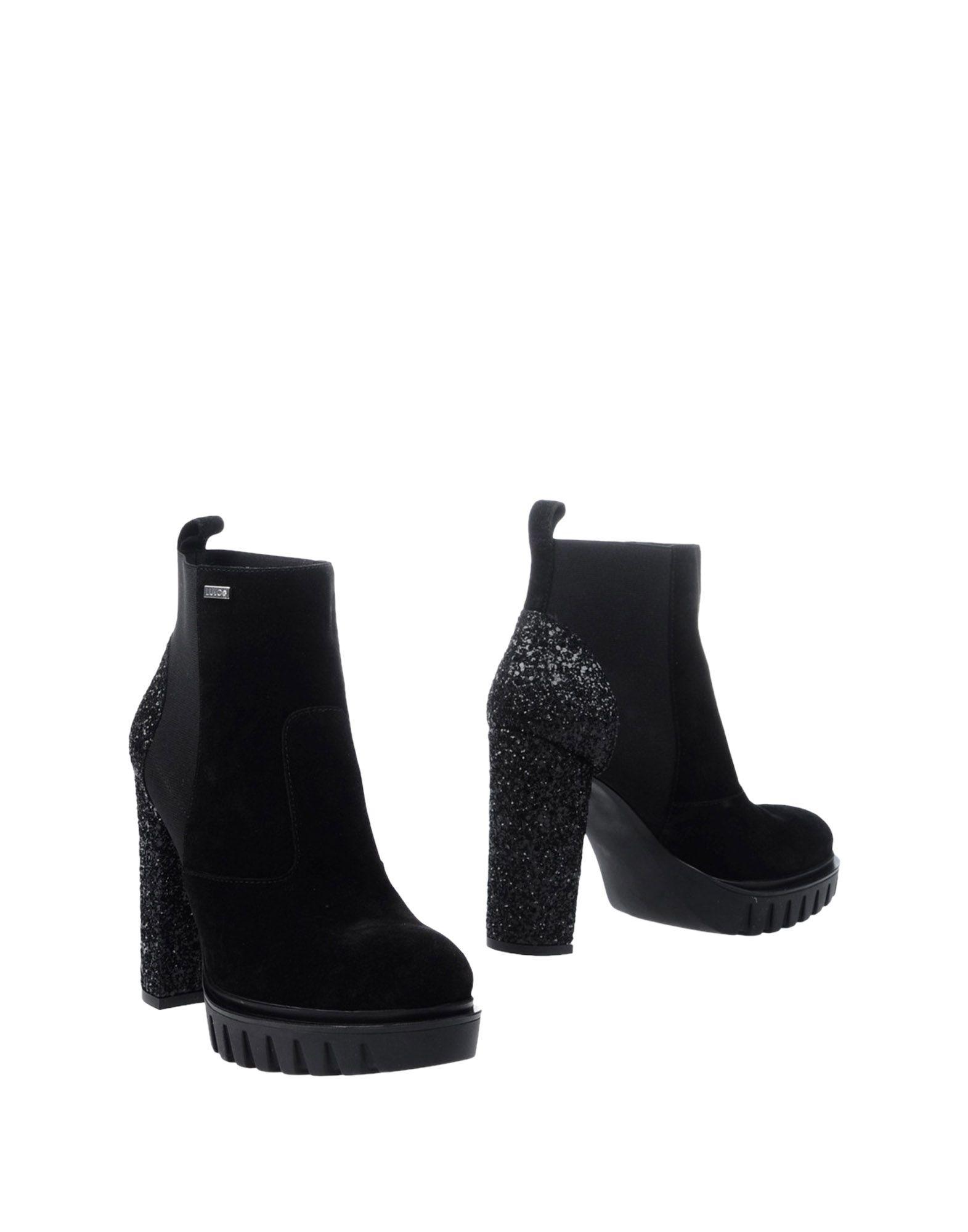 Gut um billige Schuhe zu Boots tragenLiu •Jo Shoes Chelsea Boots zu Damen  11273684DF ada6d2