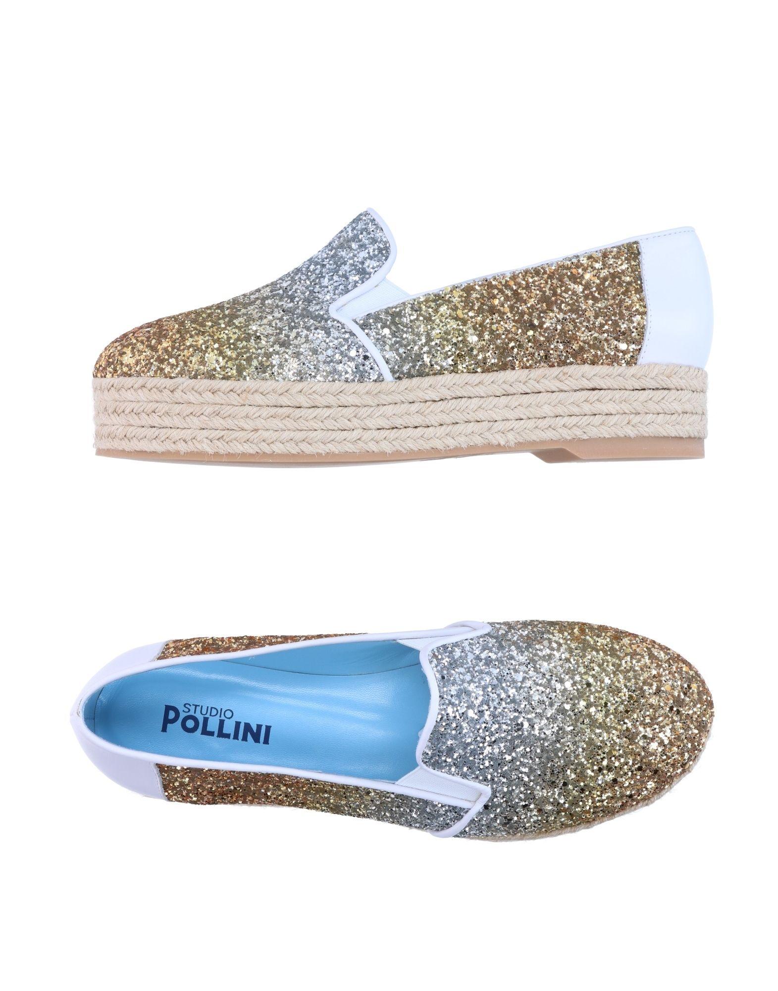 Gut tragenStudio um billige Schuhe zu tragenStudio Gut Pollini Espadrilles Damen  11273704DQ 1f2687
