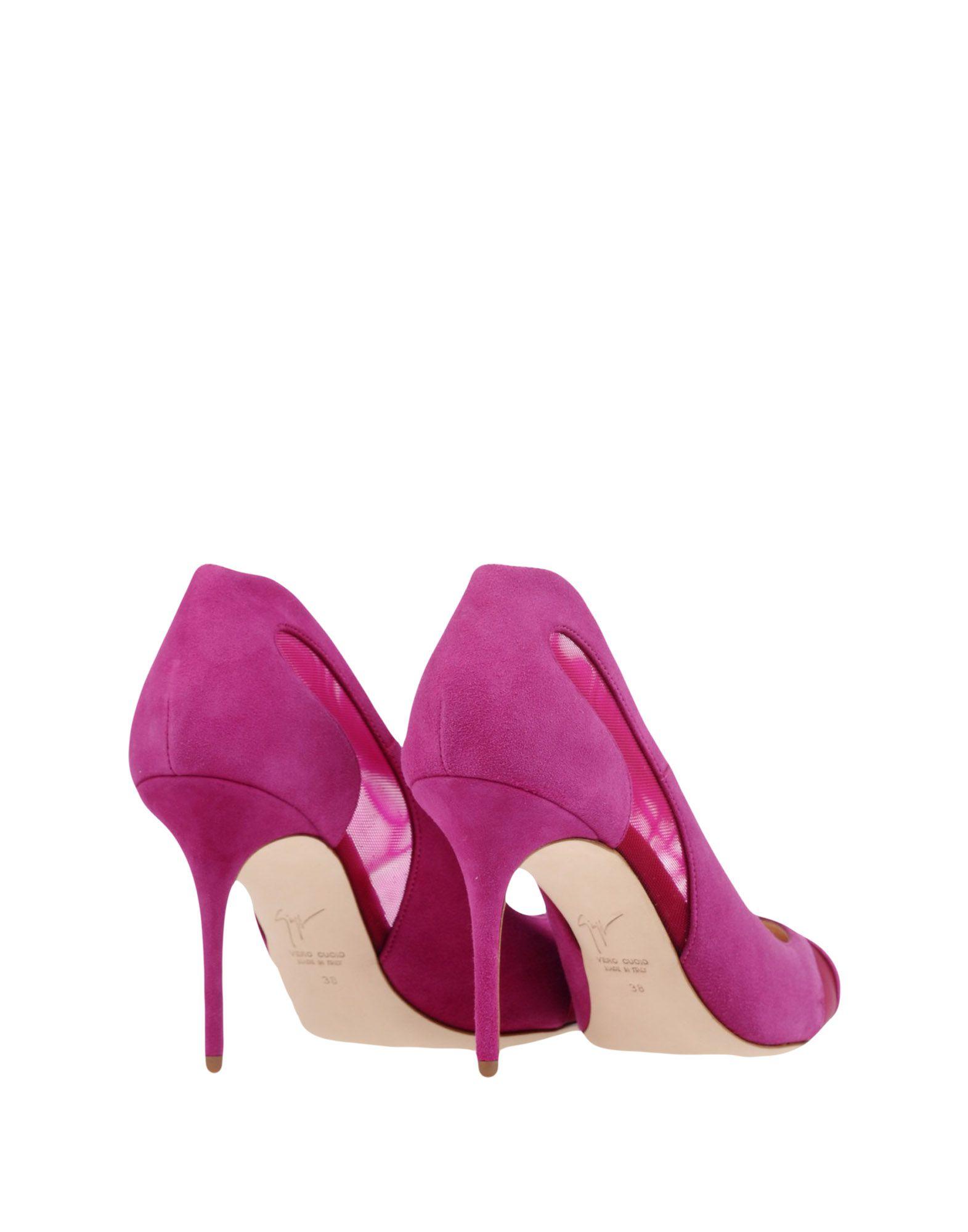 Giuseppe Zanotti Pumps Damen  Schuhe 11273804FXGut aussehende strapazierfähige Schuhe  9eaa48