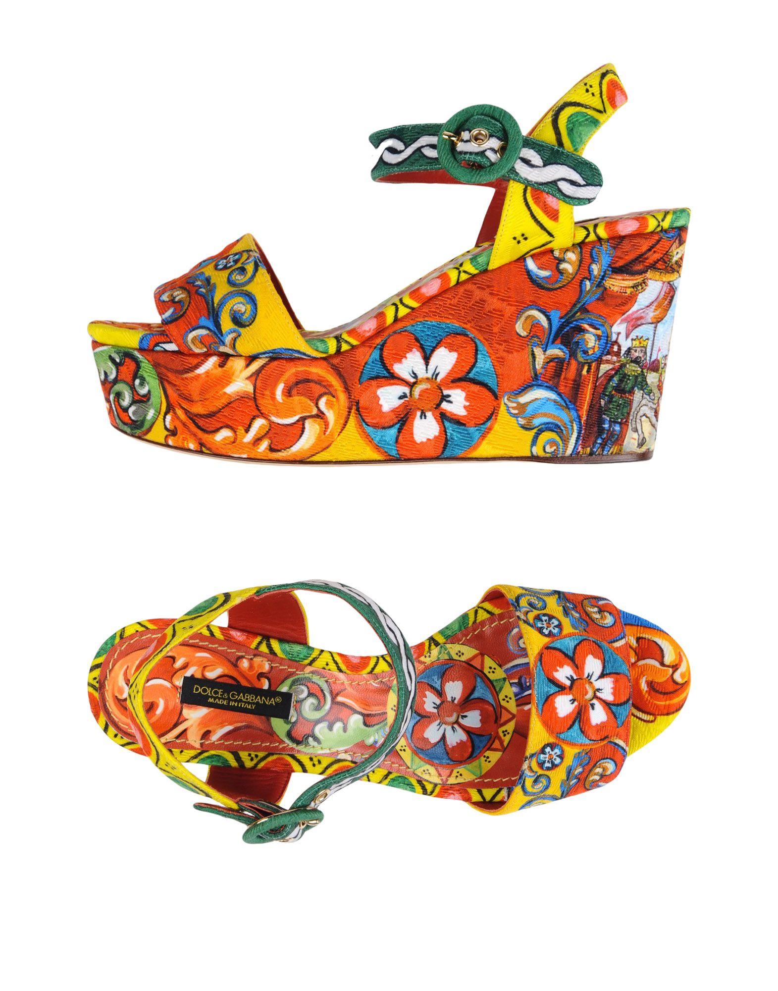 Sandali Dolce & Gabbana Donna - 11273938WW