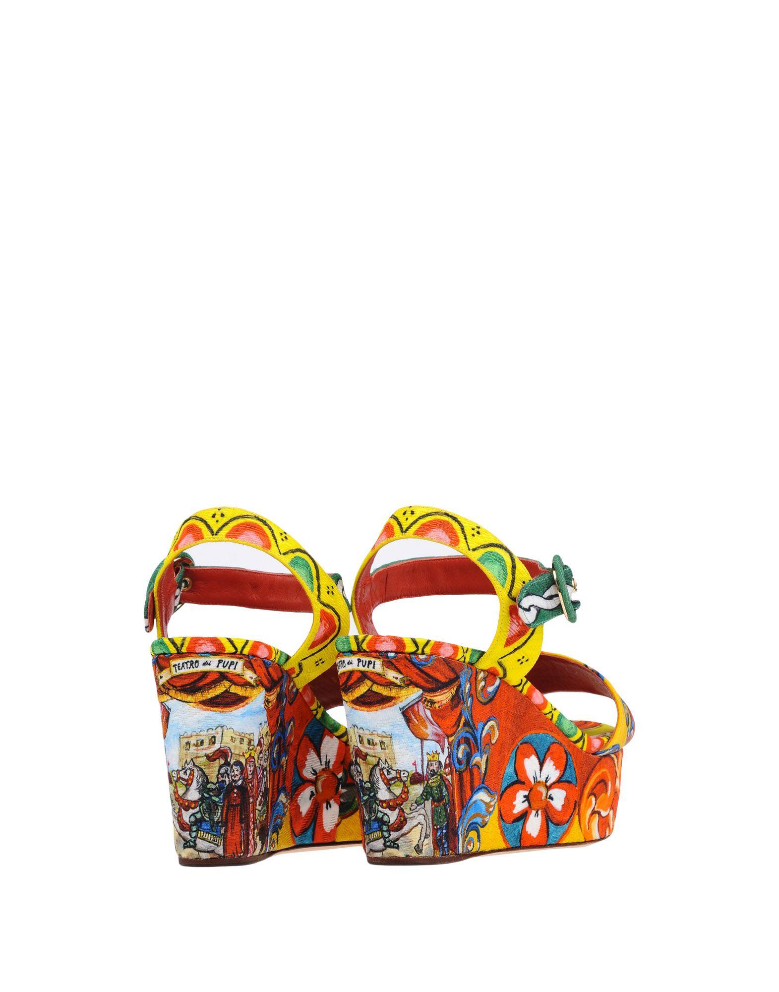 Dolce aussehende & Gabbana Sandalen Damen  11273938WWGünstige gut aussehende Dolce Schuhe 850e49