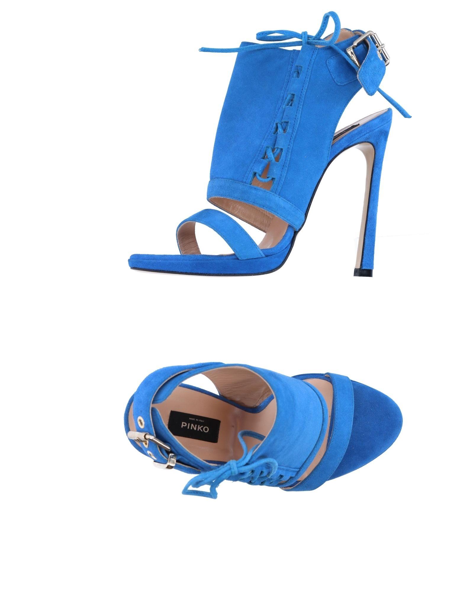 Haltbare Mode billige Schuhe Pinko Sandalen Damen  11274046LF Heiße Schuhe