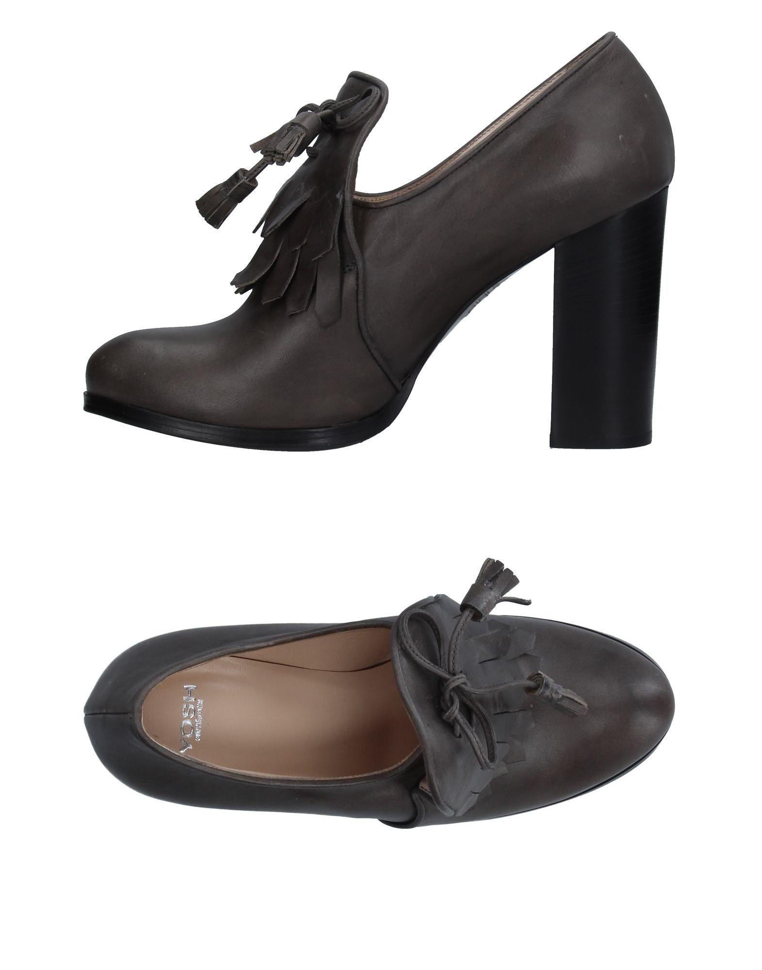 Stilvolle billige Schuhe Yosh Collection Mokassins Damen  11274172CN