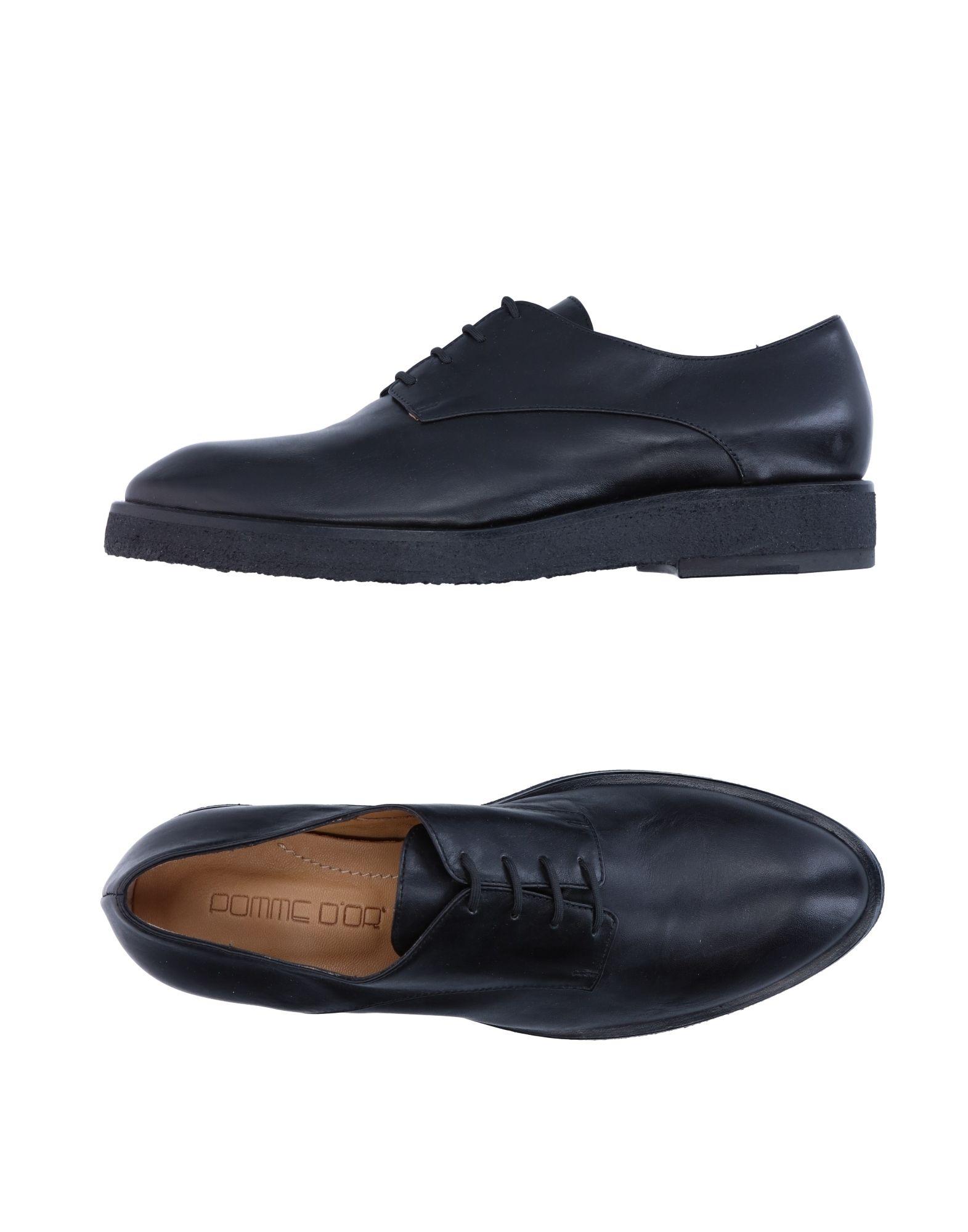 Pomme D'or Schnürschuhe Damen  11274367GJGut aussehende strapazierfähige Schuhe