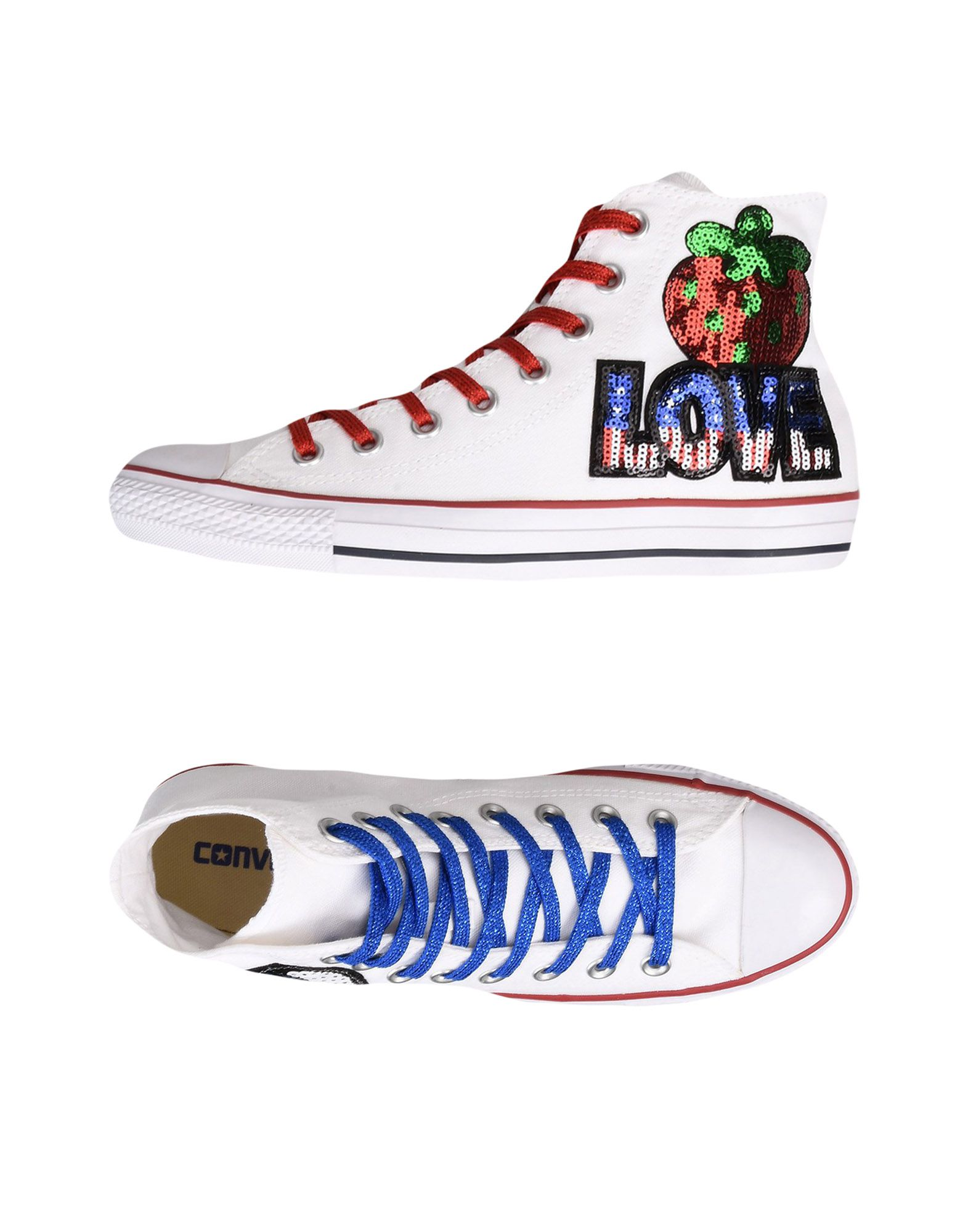 eeb004c51696 Converse Limited Edition Ctas Hi Canvas Ltd Ltd Ltd - Sneakers - Women  Converse Limited Edition Sneakers online on United Kingdom - 11274392JE  64bb57
