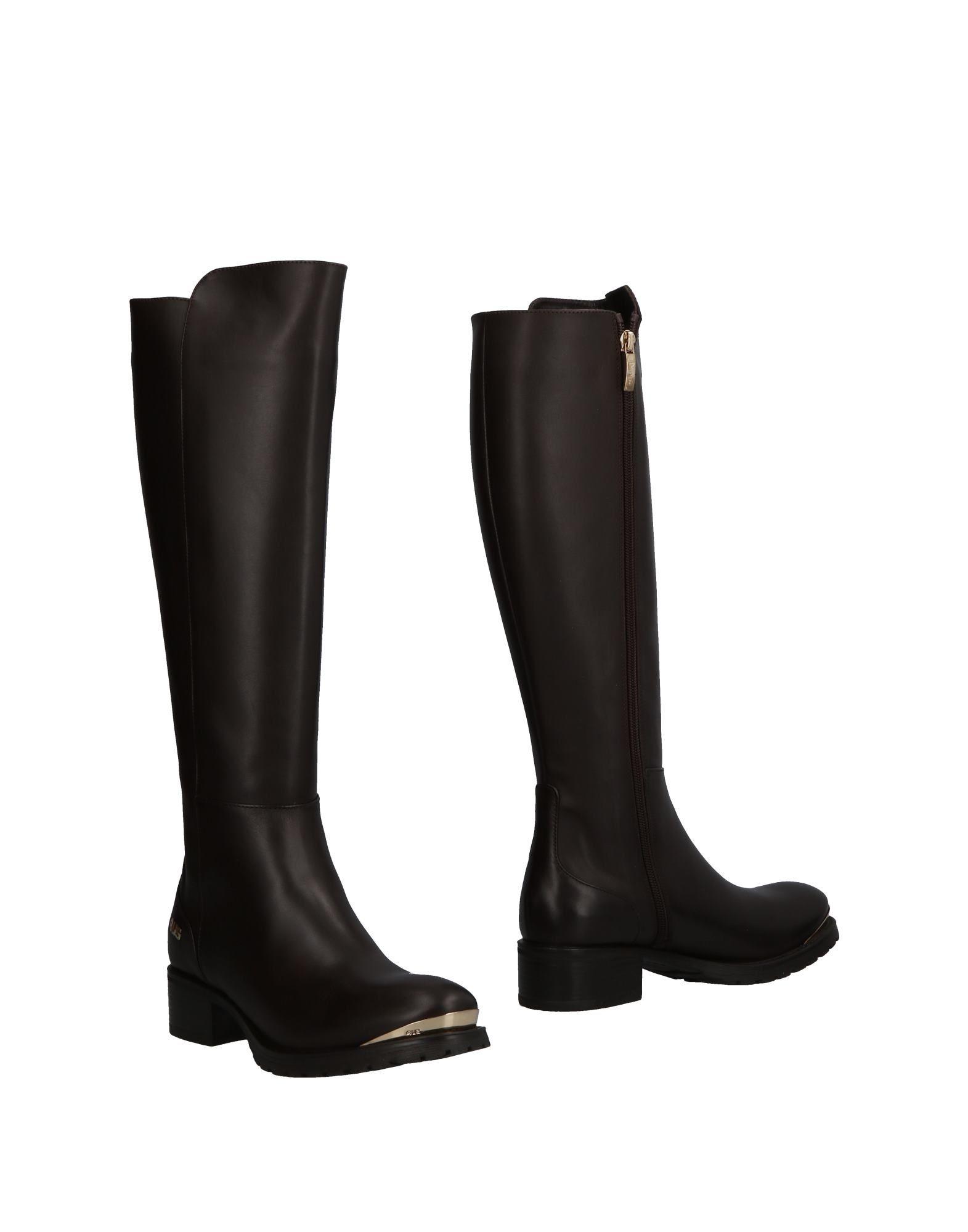 Rabatt Schuhe Cesare Paciotti 4Us Stiefel Damen  11274475EC