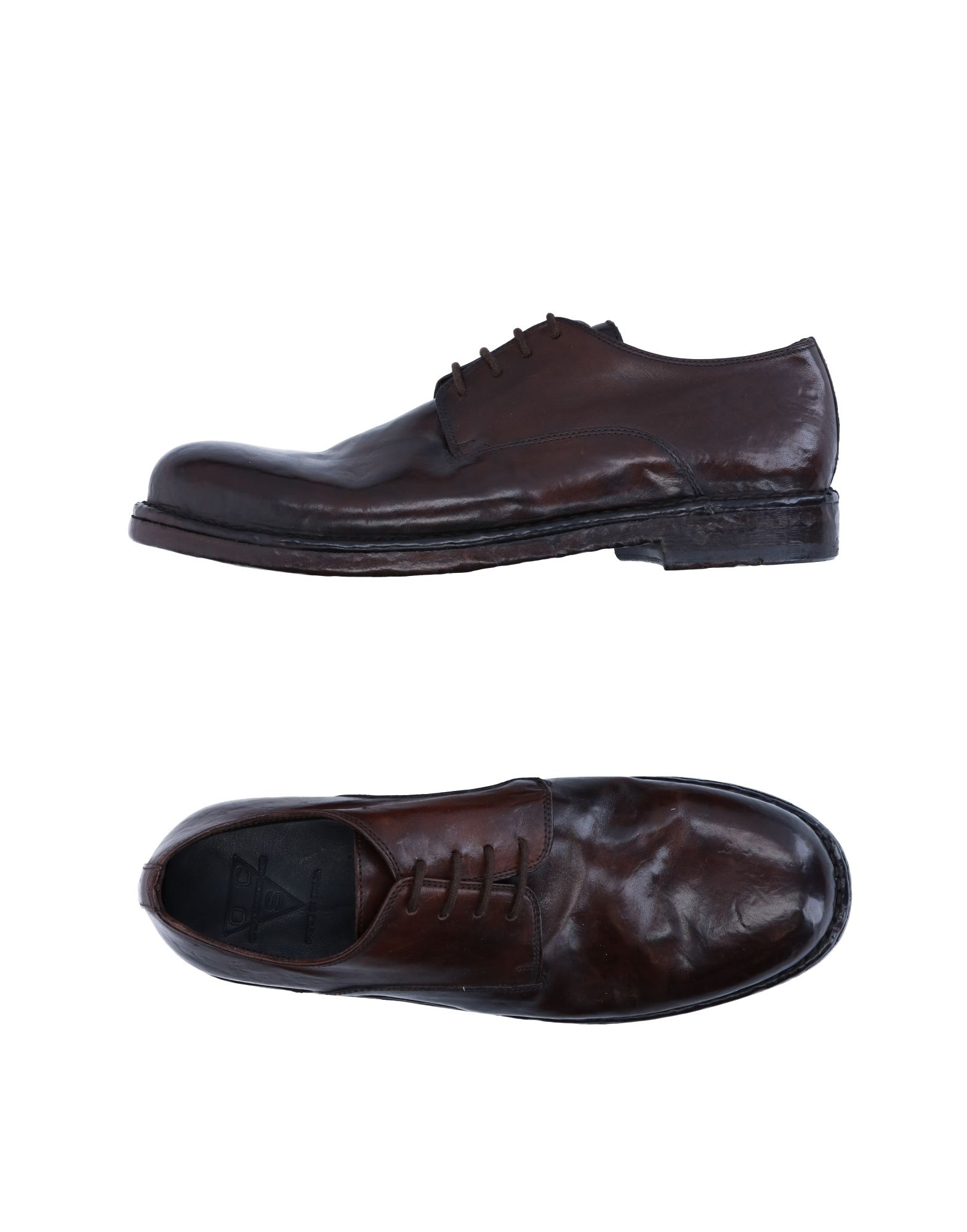 Stringate Open Closed  Shoes Uomo - 11274555VB