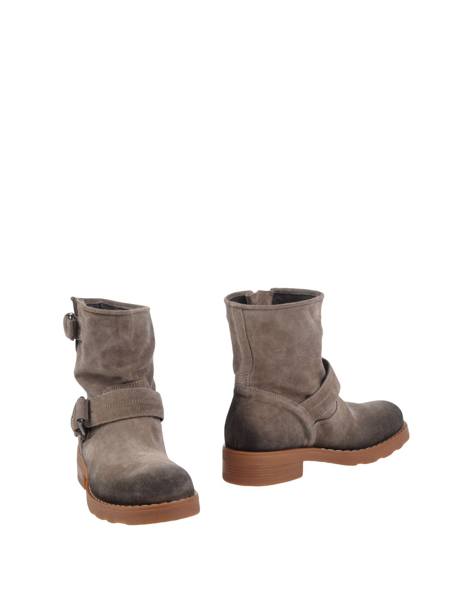 O.X.S. Stiefelette Damen  11274618WH Gute Qualität beliebte Schuhe