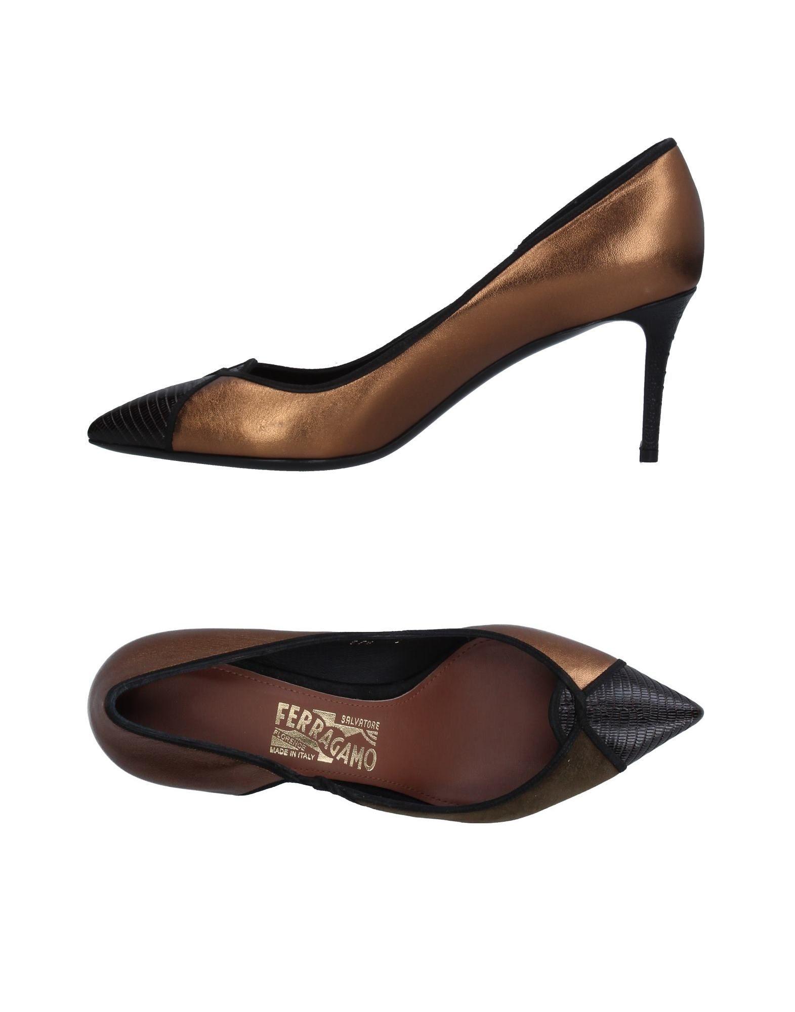 Salvatore 11274622QQGünstige Ferragamo Pumps Damen  11274622QQGünstige Salvatore gut aussehende Schuhe 37a3ea