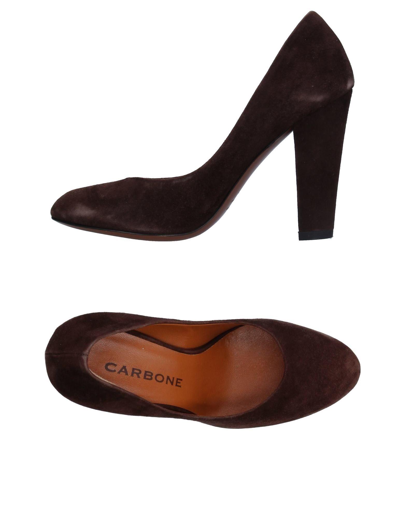 Escarpins Carbone Femme - Escarpins Carbone sur