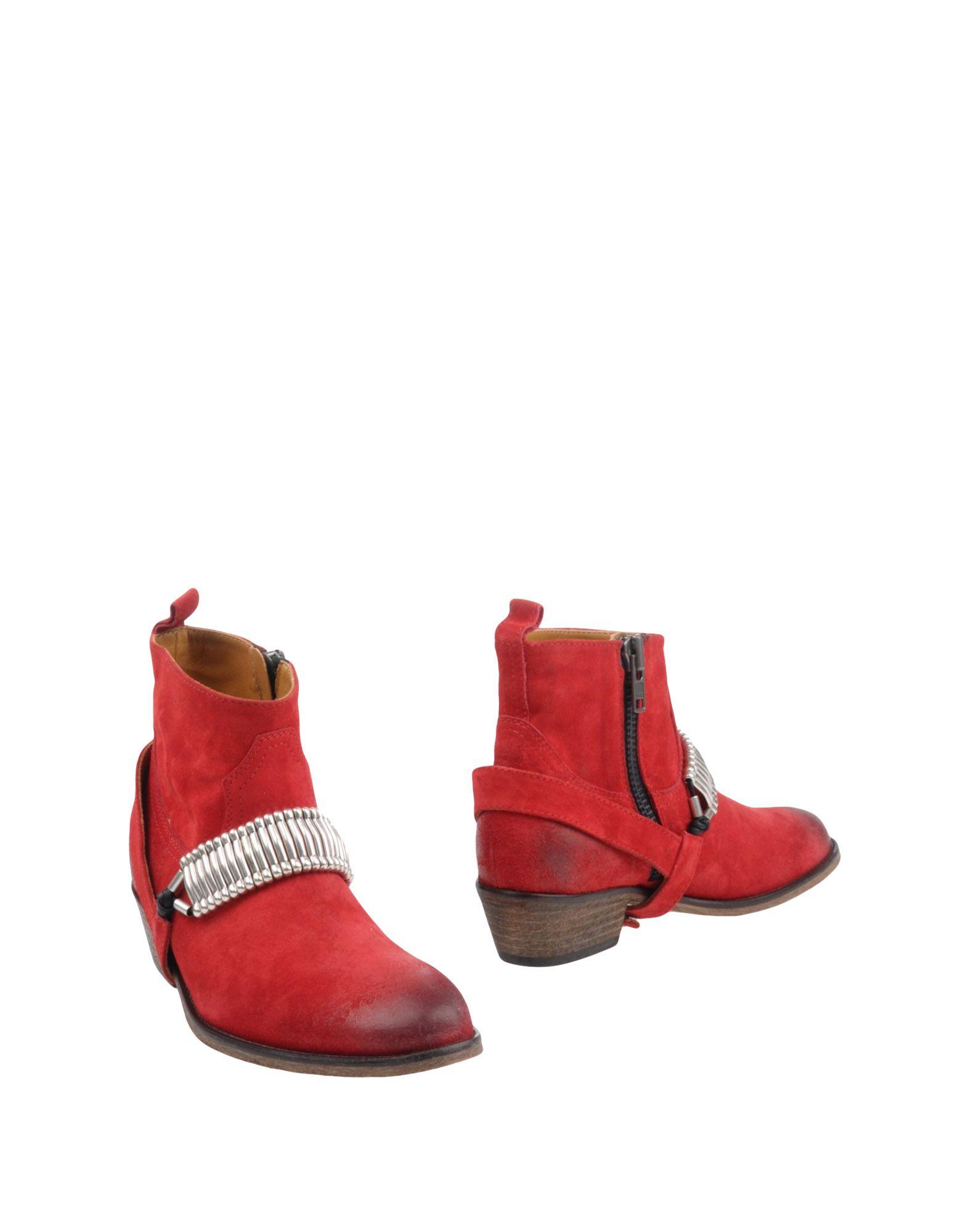 Stilvolle billige Schuhe Via  Roma 15 Stiefelette Damen  Via 11274764KE 54110c