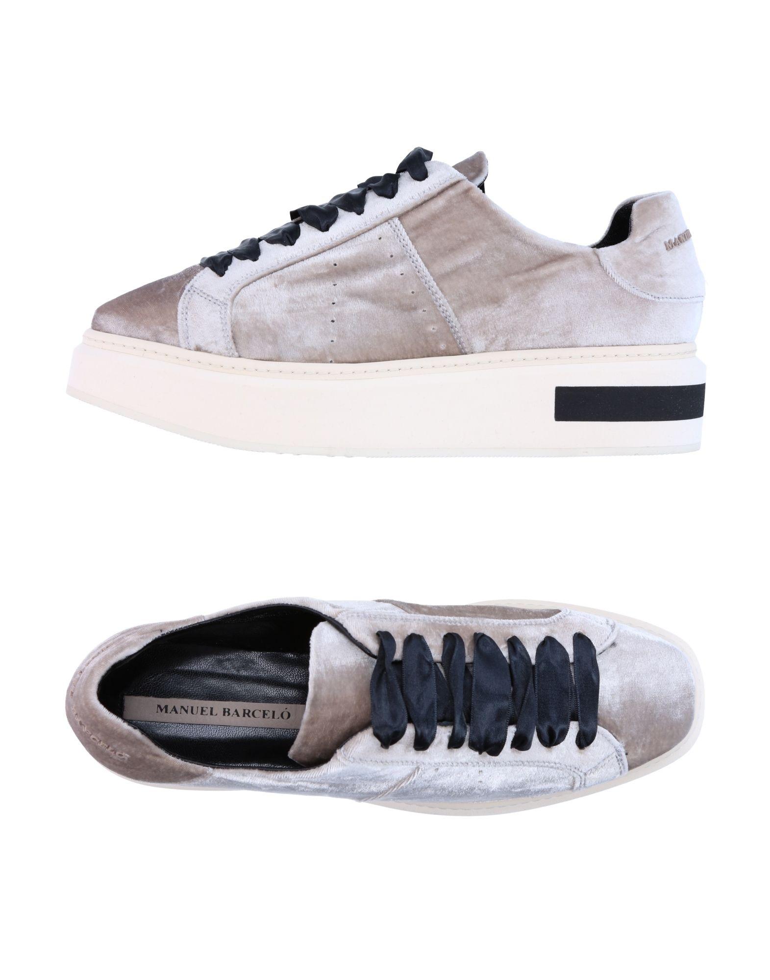 Gut um billige Schuhe zu tragenManuel Barceló Sneakers Damen  11274793MP