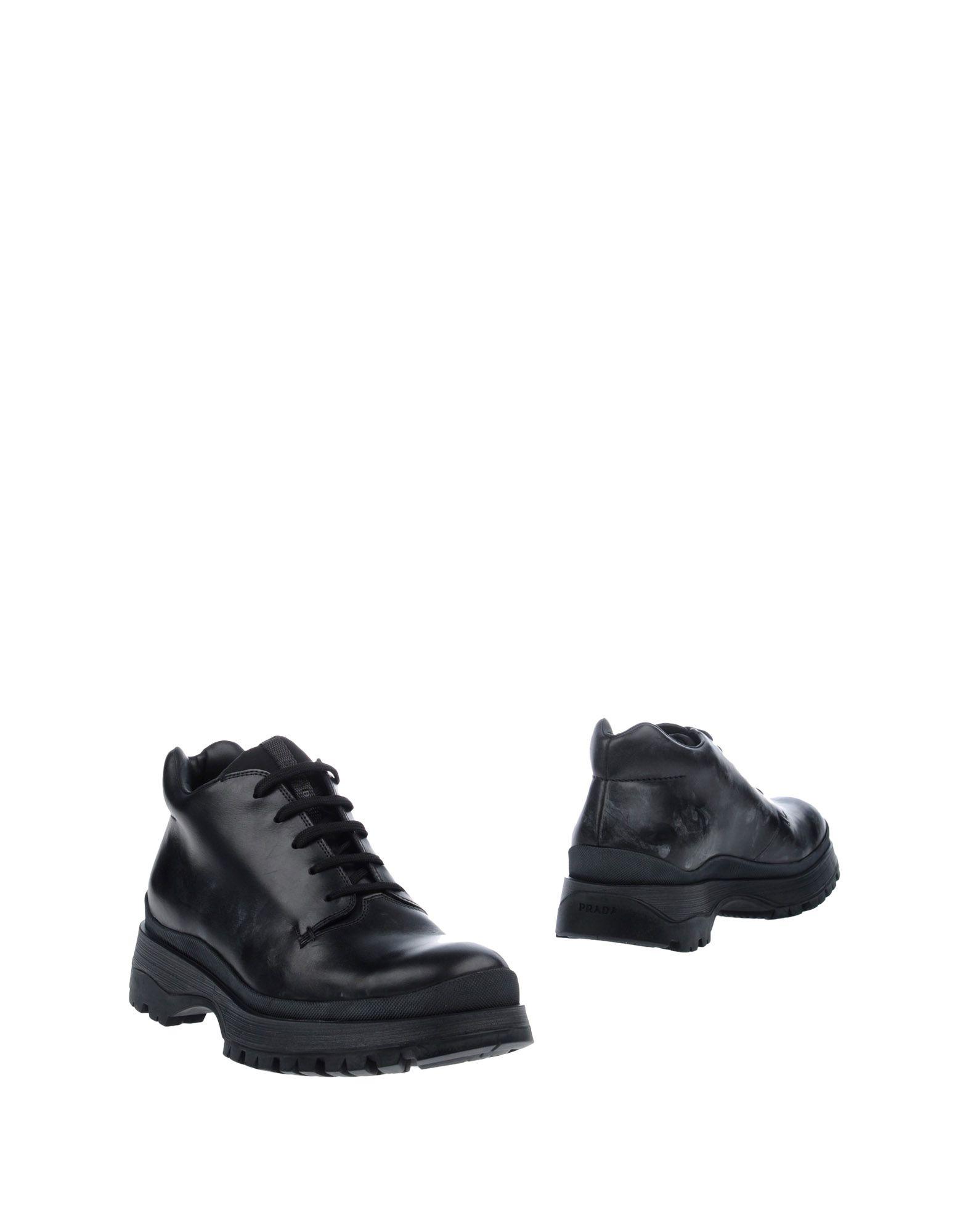 Prada Sport Stiefelette Herren  11275278NL Gute Qualität beliebte Schuhe