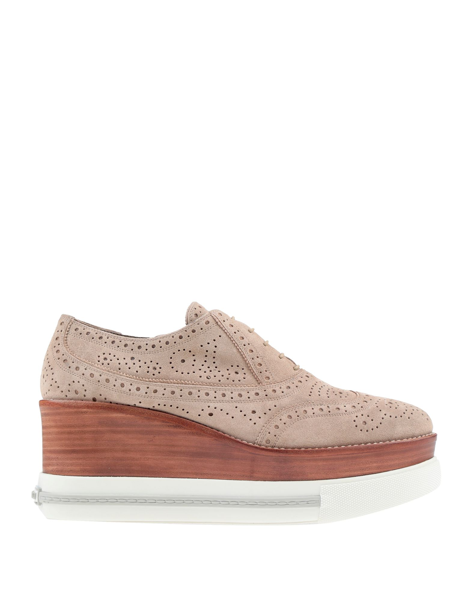 30328316b625d Miu Miu Laced Shoes - Women Miu Miu Laced Shoes online on YOOX ...
