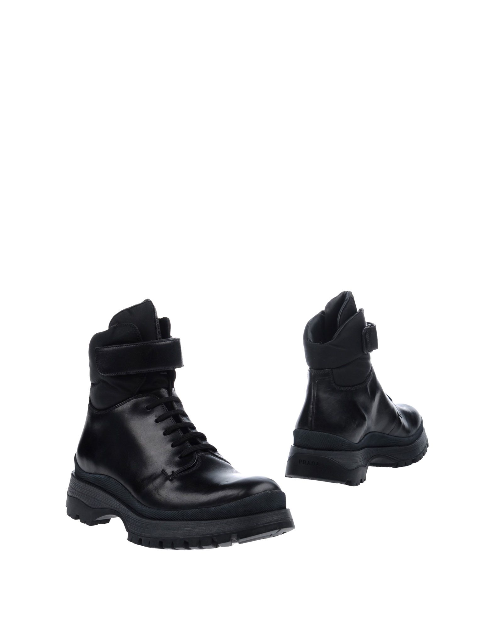 Prada Sport Stiefelette Herren  11275320UP Gute Qualität beliebte Schuhe